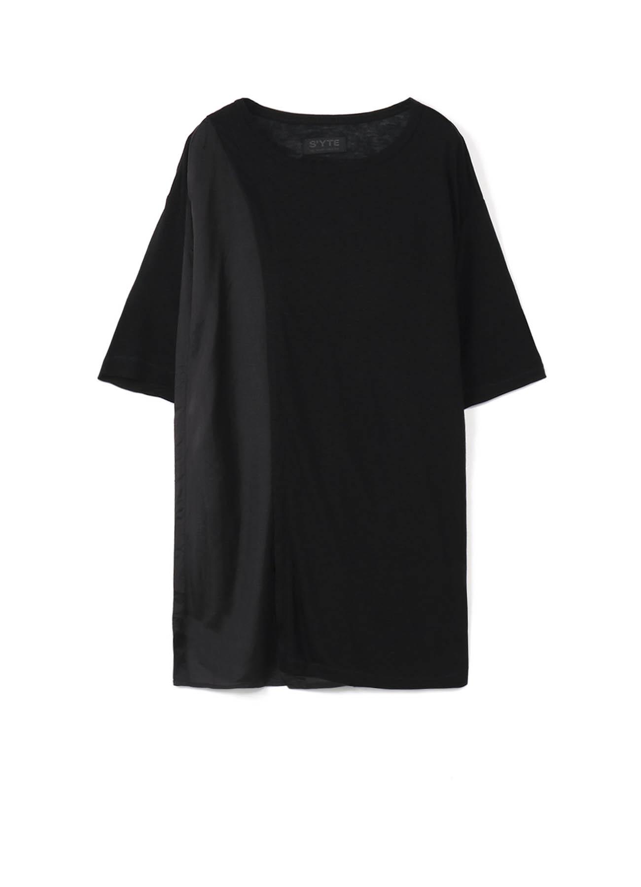 变形设计短袖T恤