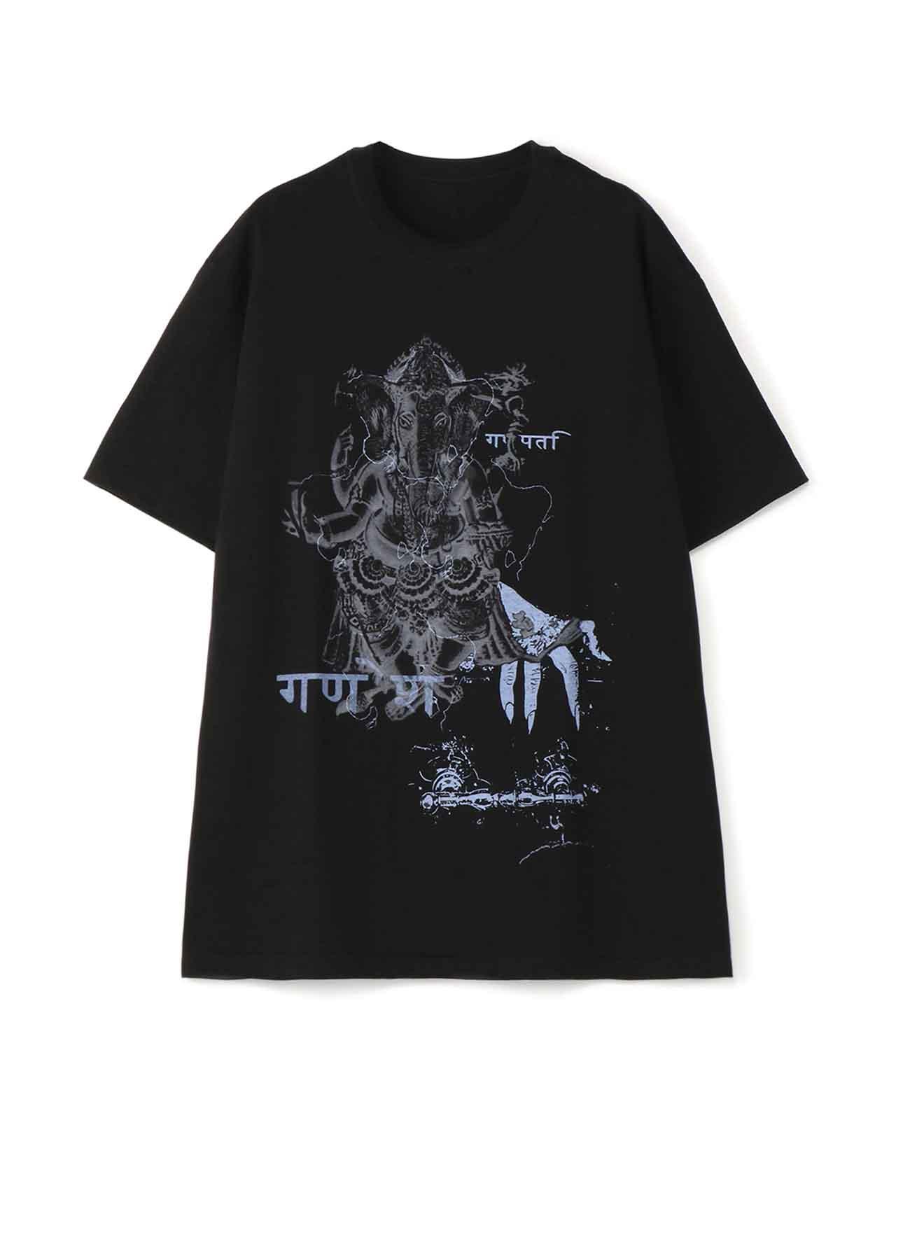 20/CottonJersey Hindu God Ganesha T-Shirt