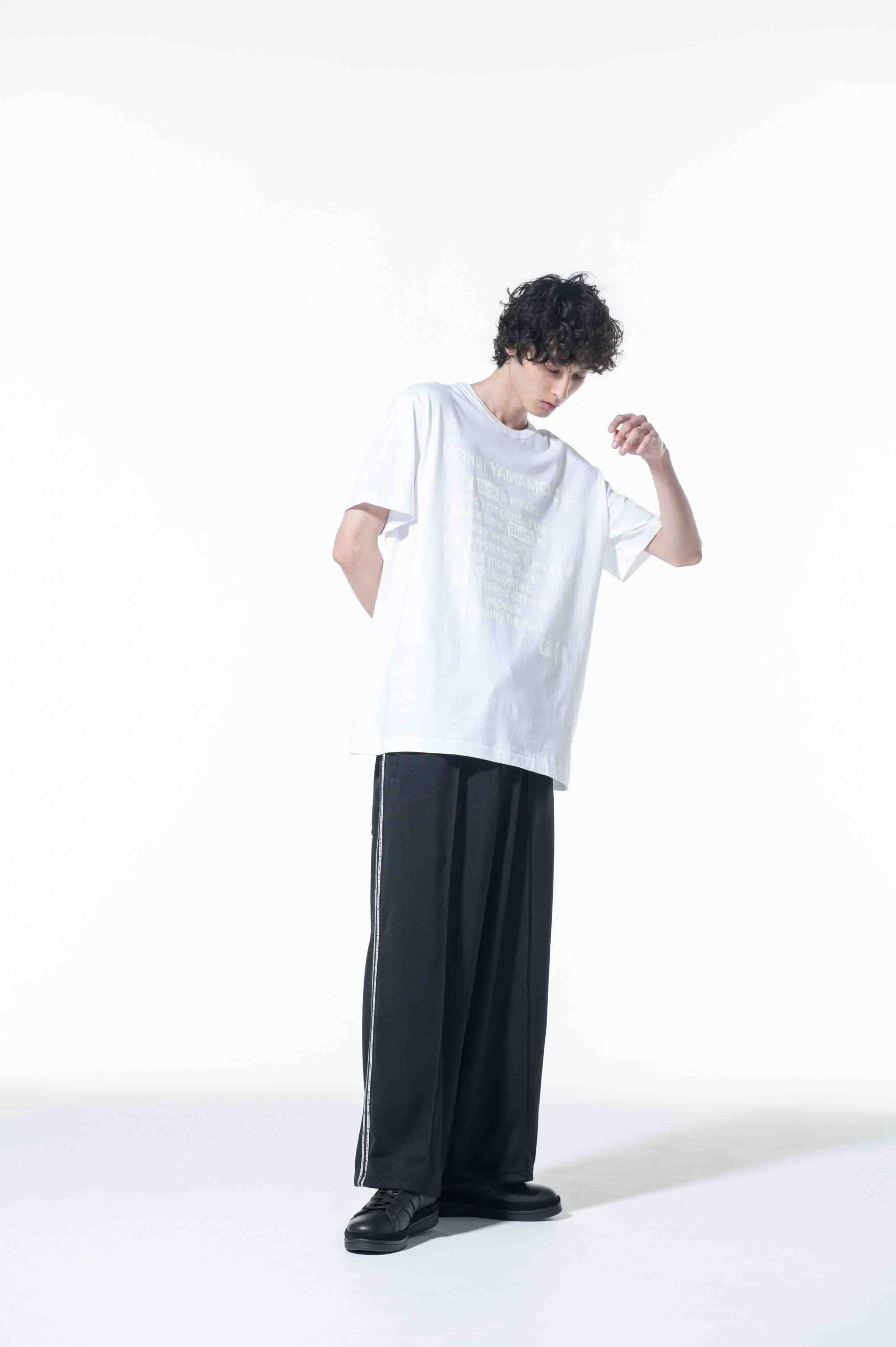 山本耀司语录T恤