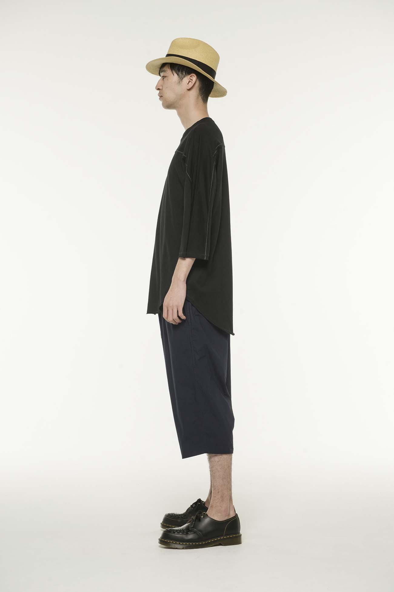 40/2棉质球衣彩色缝制足球三季度袖子T
