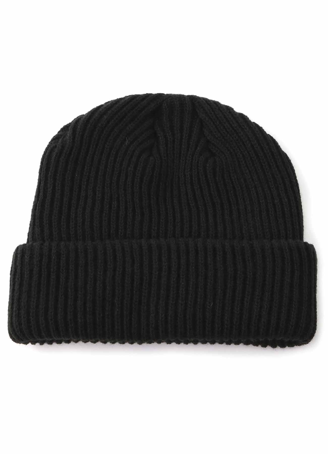 Rib Knit Cap