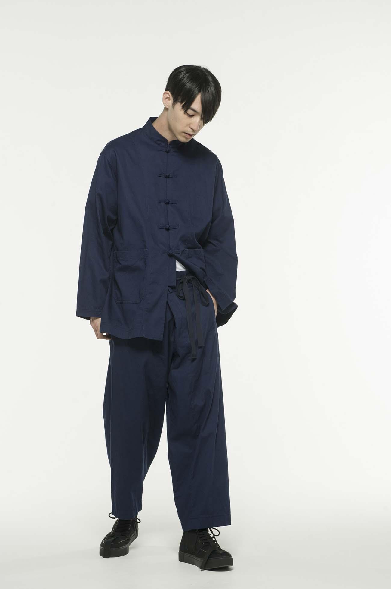 纯棉中式上衣