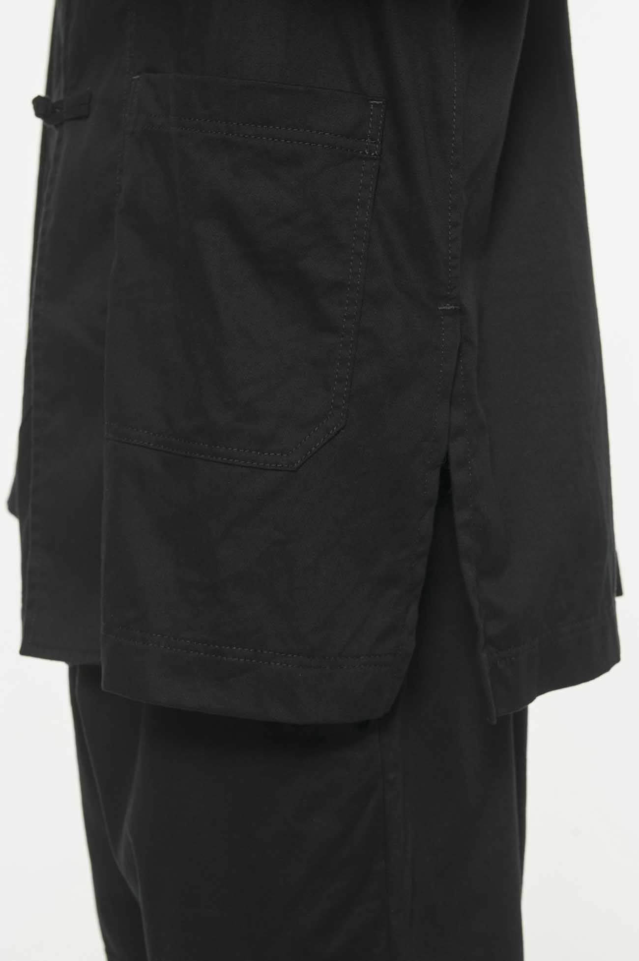 20/Cotton Twill Washer China Jacket