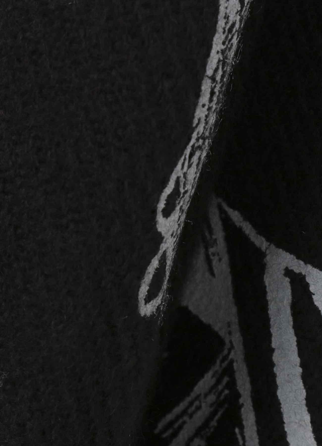 S'YTE × 伊藤润二-Azami Uzumaki Wearing Yohji Yamamoto 披肩