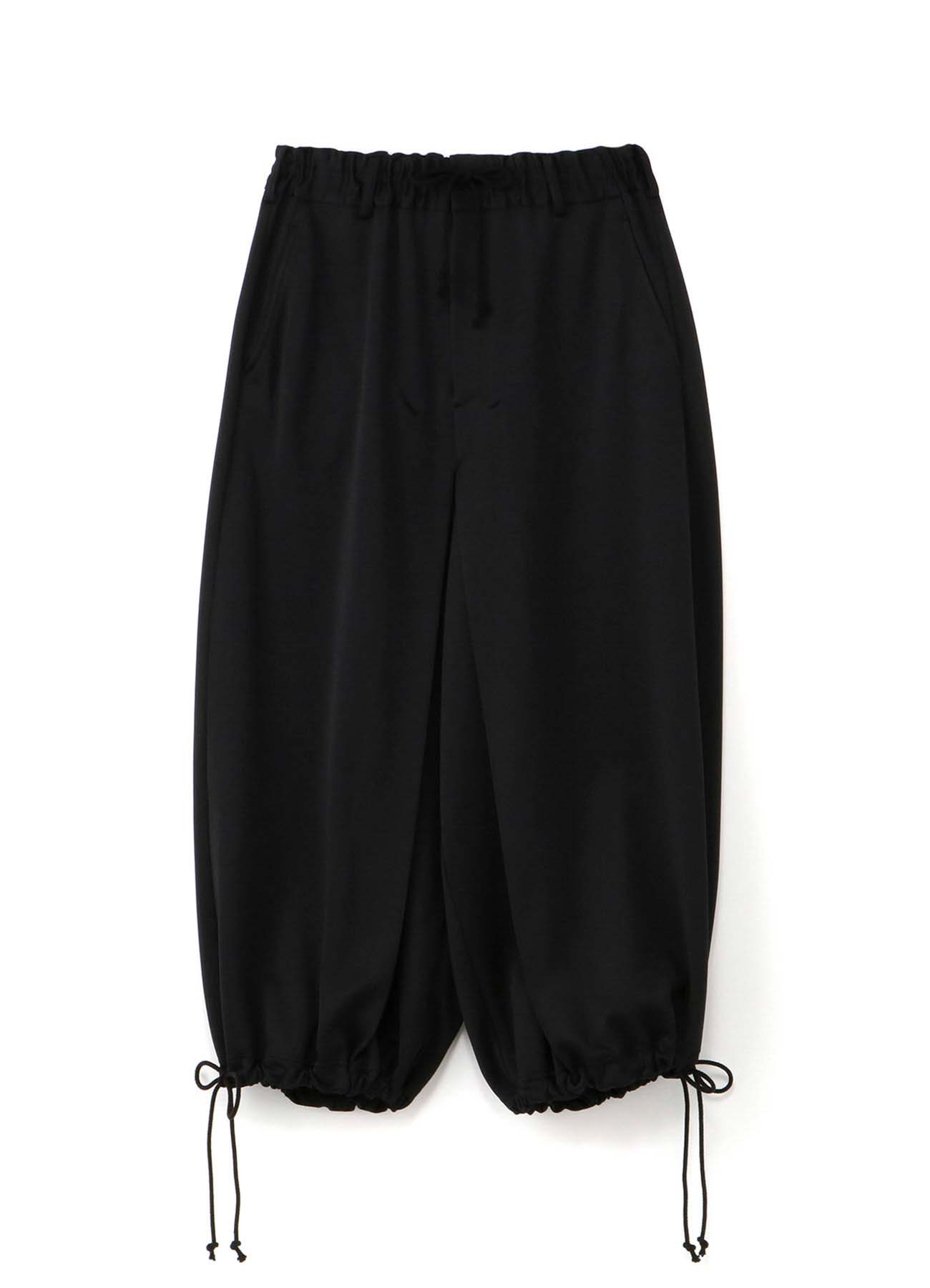 Pe/Smooth Jersey Hakama Balloon Pants