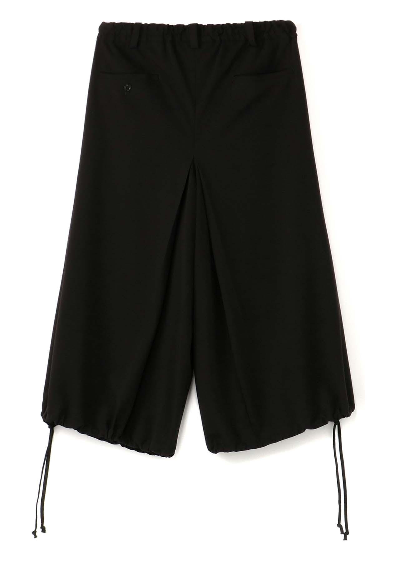 日式和风袴灯笼裤