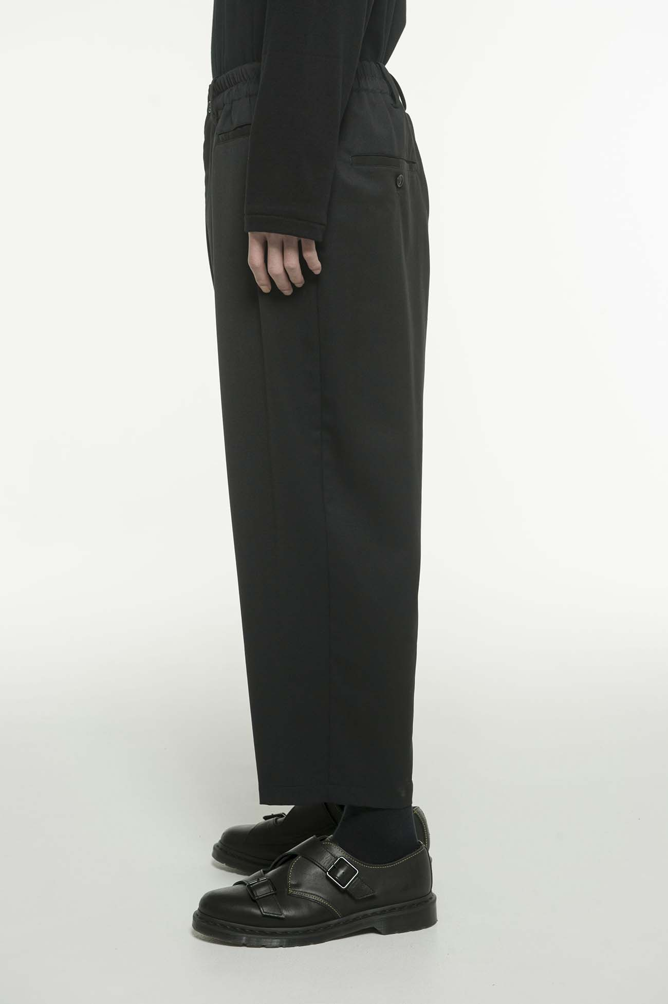T/W Twill West Rubber Medium Tepado Pants