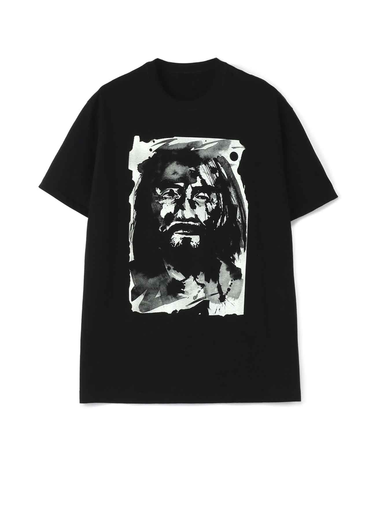 20/CottonJersey Yohji Portrait by Yasuto Sasada T-Shirt