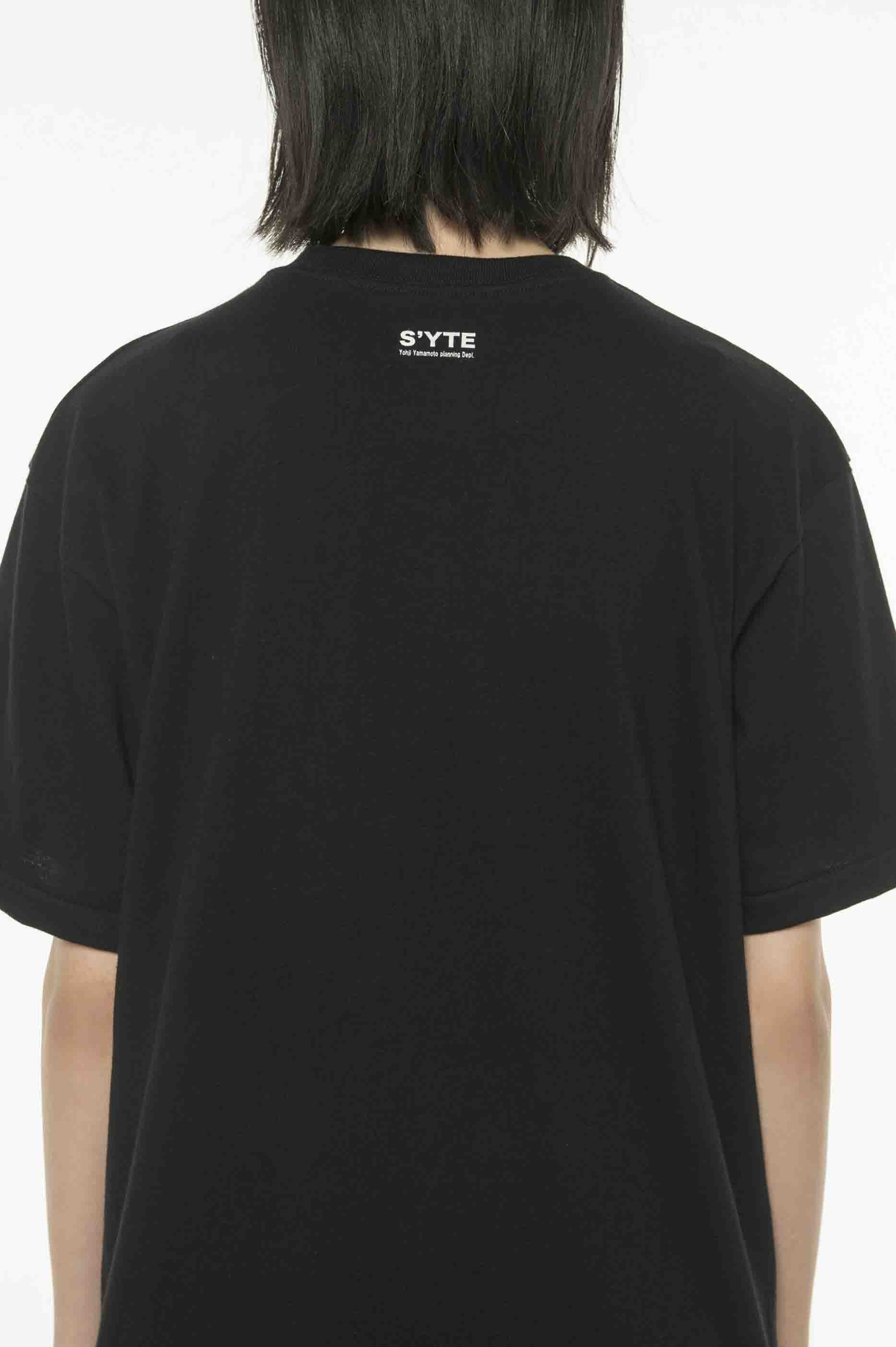 20/CottonJersey S'YTE Songs T-shirt