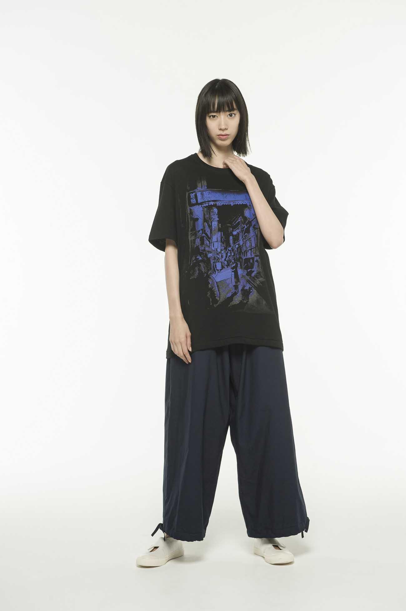 20/CottonJersey Yohji's Origin Omoide Yokocho by Yasuto Sasada T-Shirt