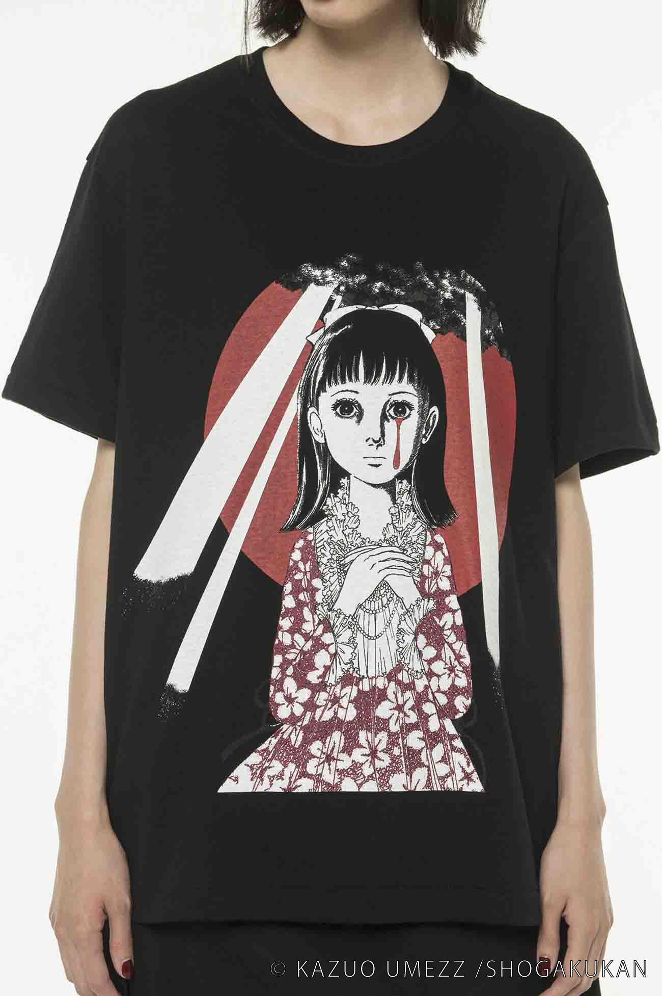 Baptism Blood and Tears in Sakura T恤
