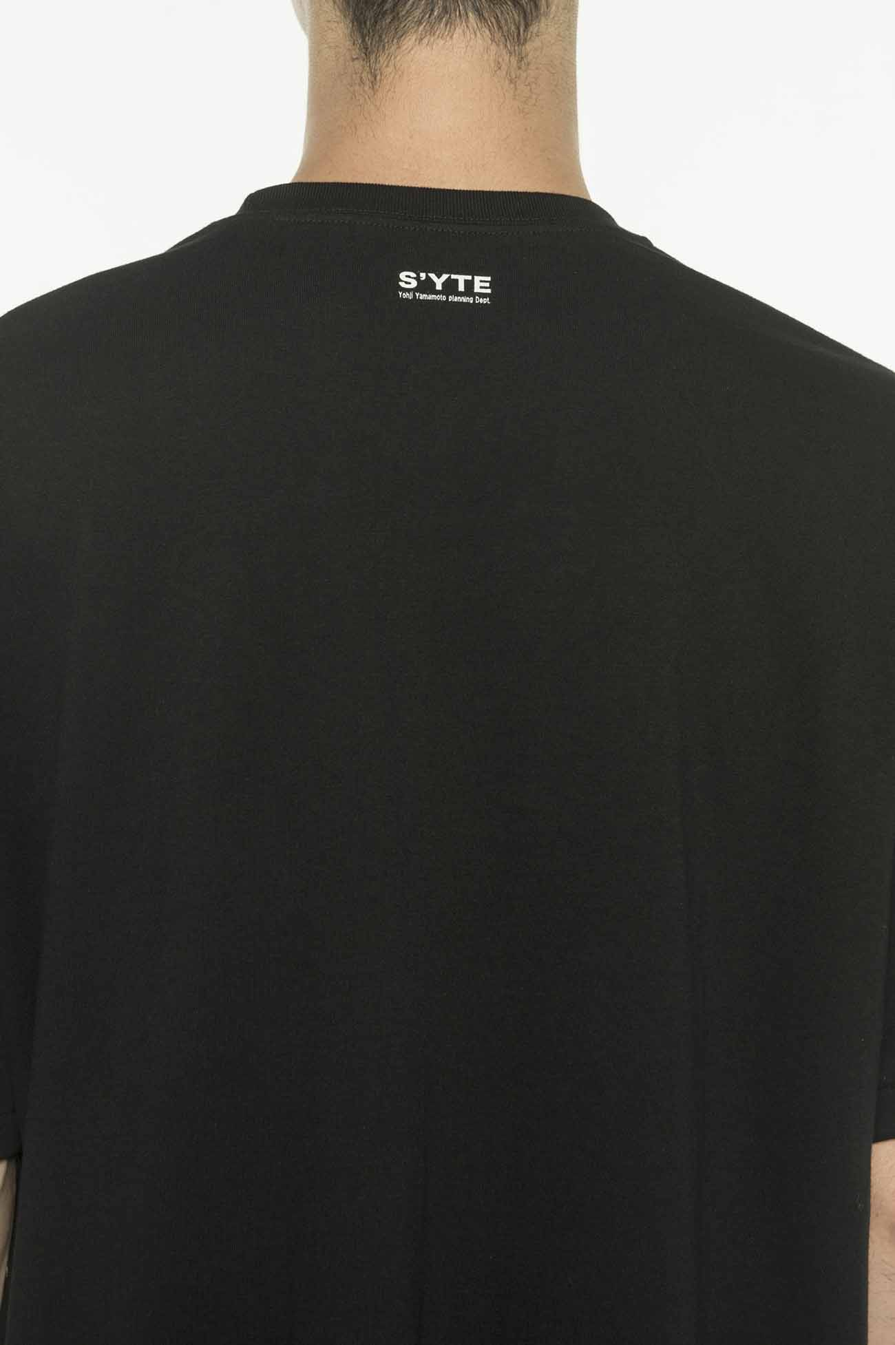 20 /纯棉针织Ds'yte金属骷髅T恤
