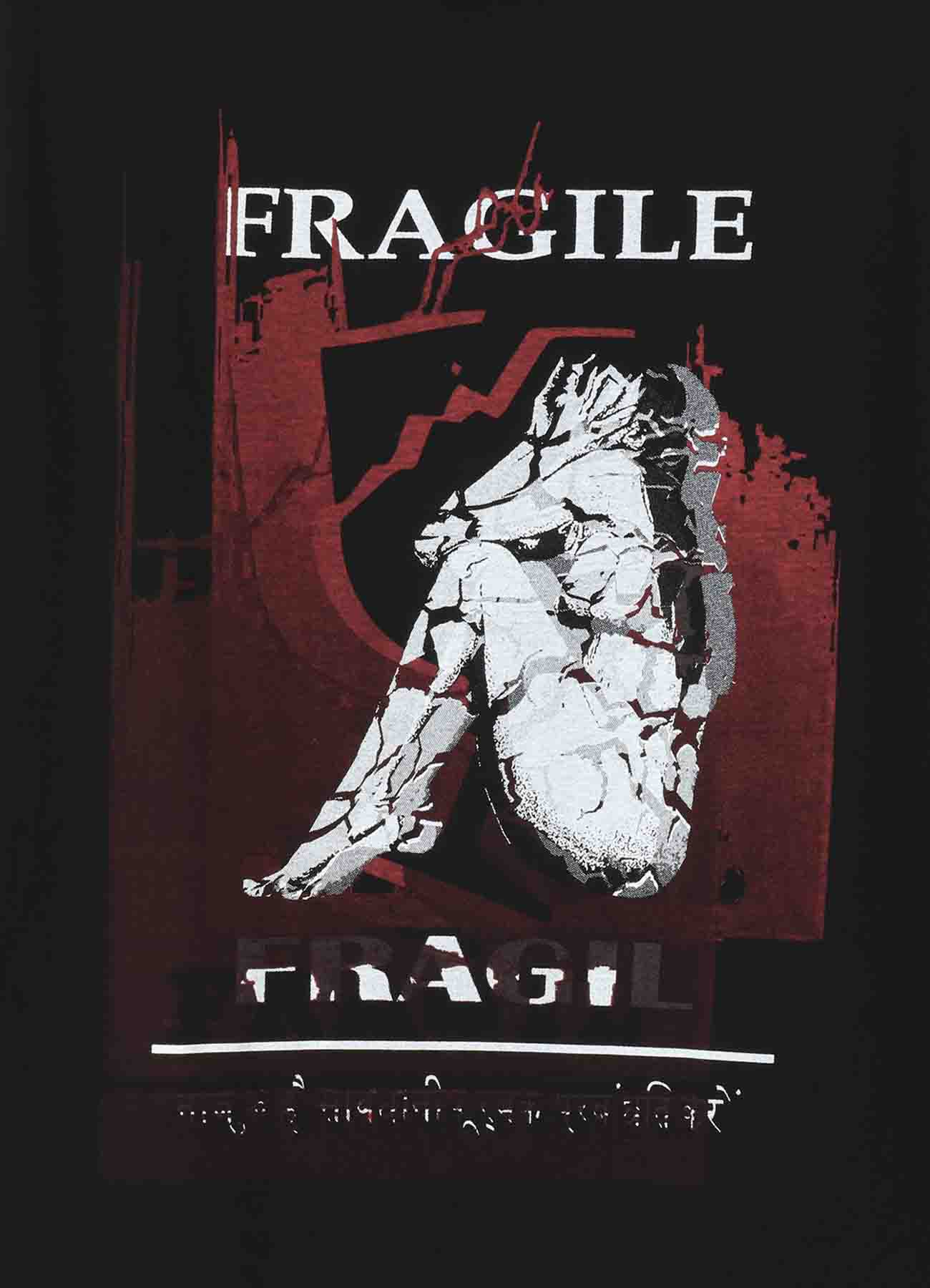 Fragile T恤