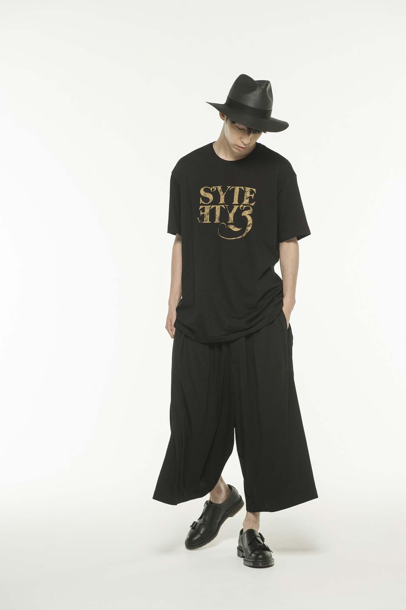 20 /纯棉针织S'YTE WALTZ T恤