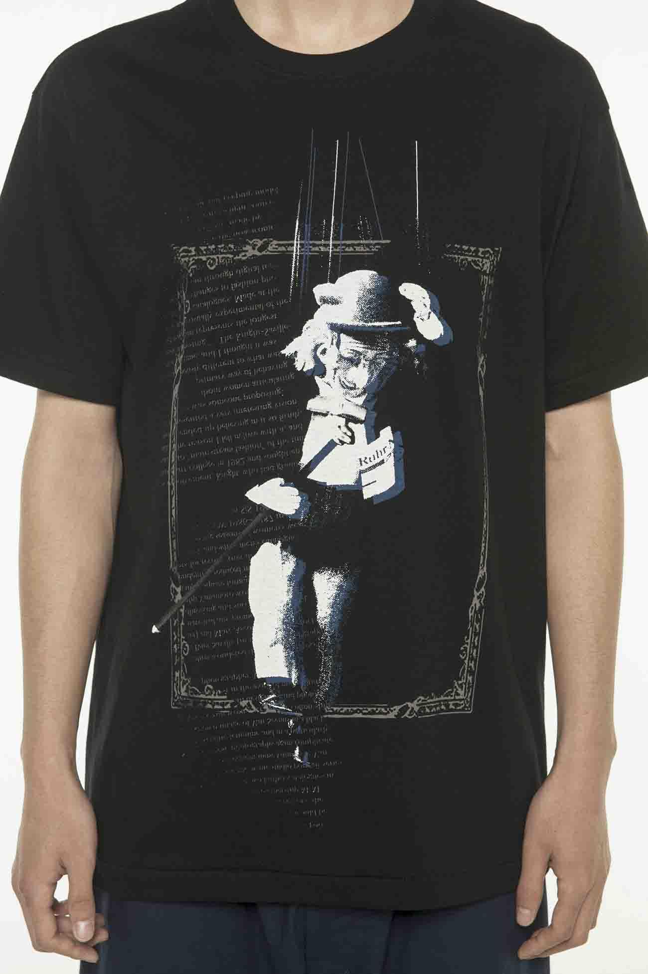 Gentleman Marionette T恤