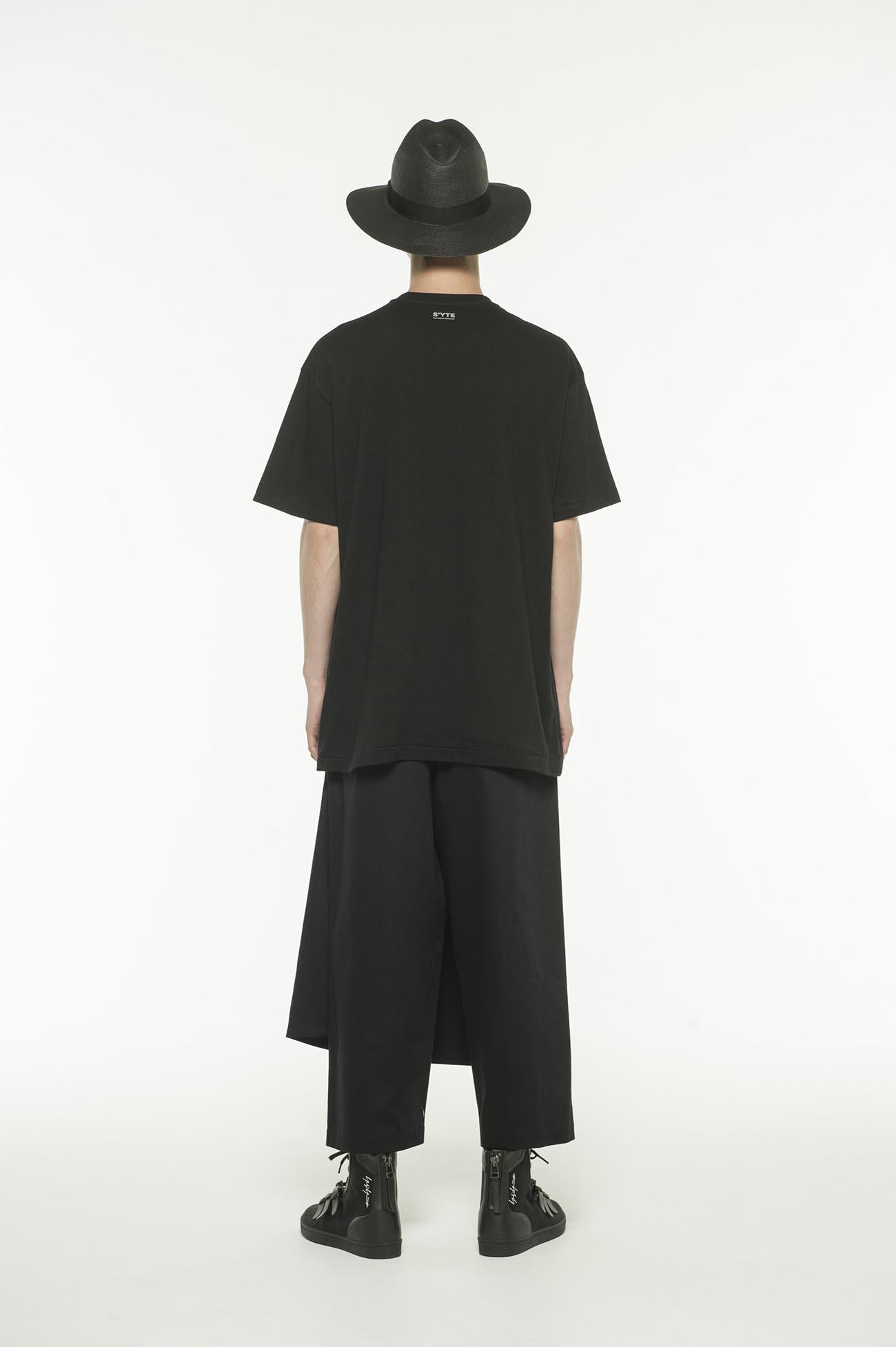 20 /纯棉针织Destopia东京T恤