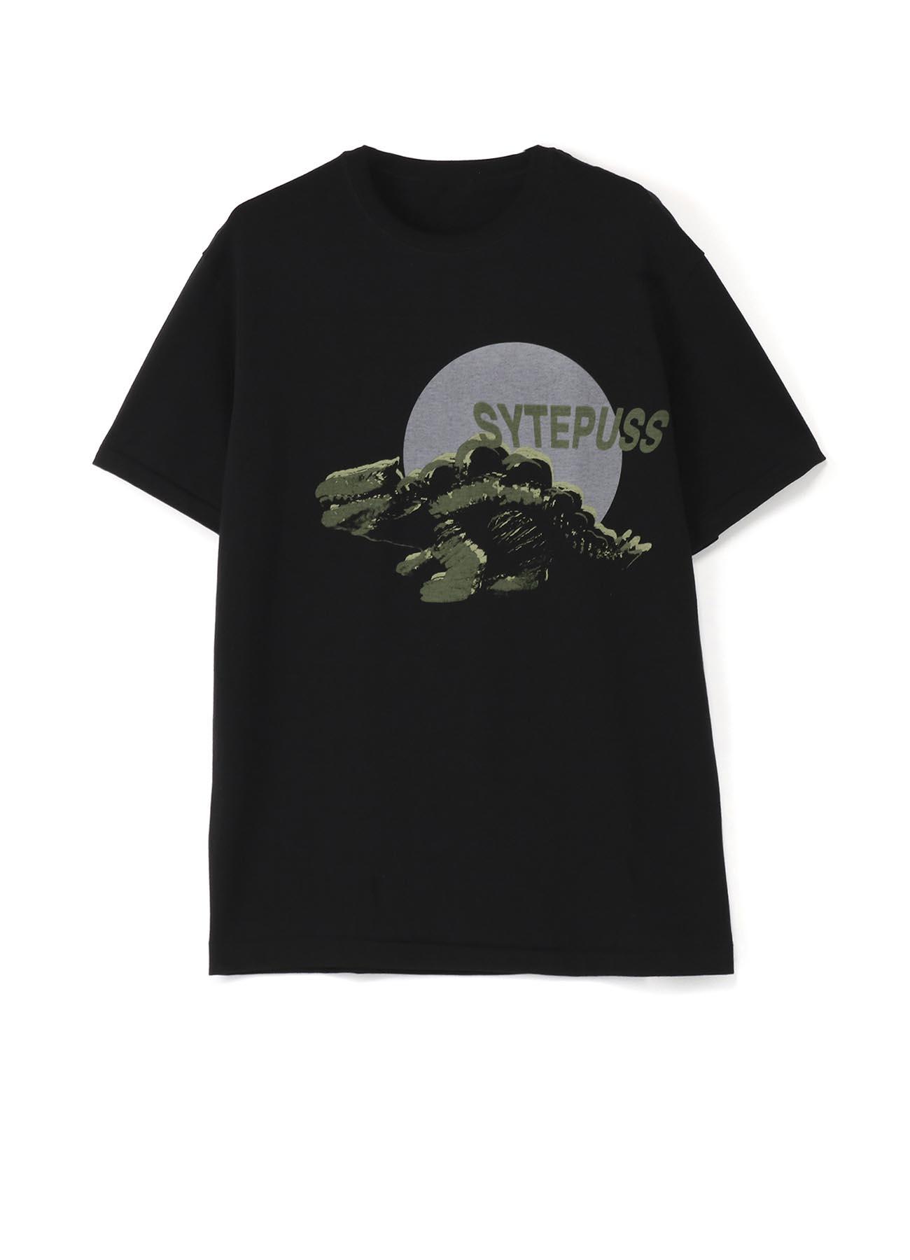 20/CottonJersey Soft Vinyl Monster SYTEPUSS T-Shirt