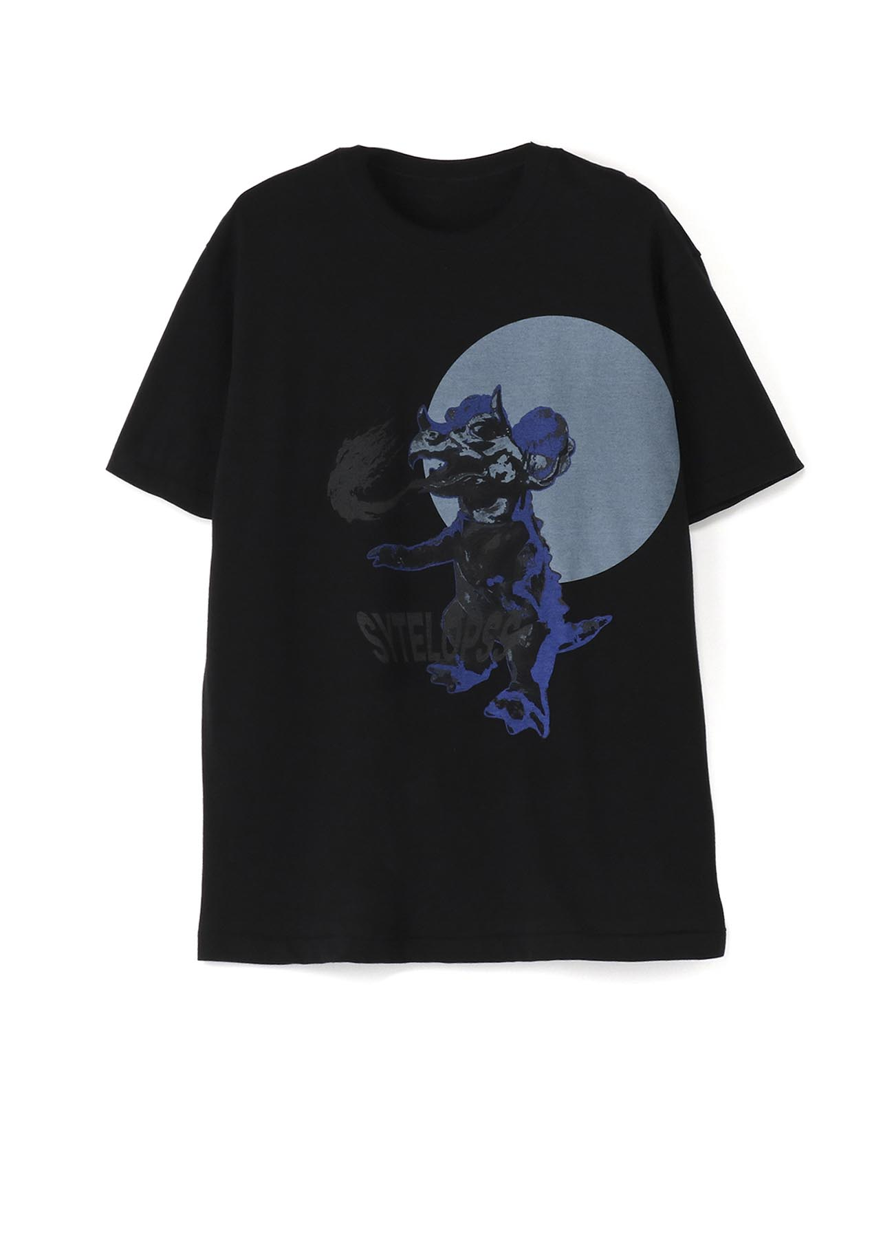 20/CottonJersey Soft Vinyl Monster SYTELOPS T-Shirt