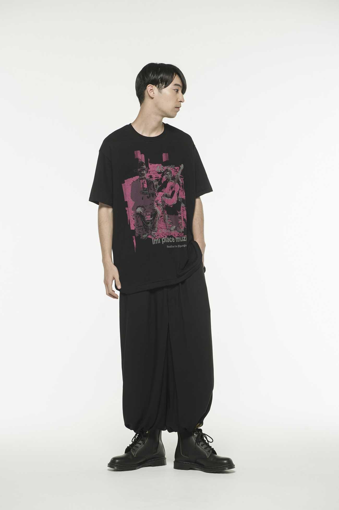 20/CottonJersey Romany muzica T-Shirt