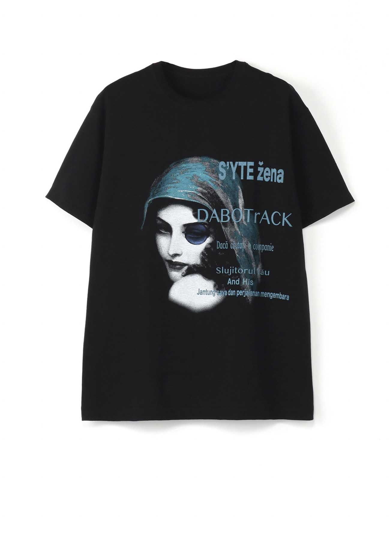 20/CottonJersey S'YTE Zena Romany T-Shirt