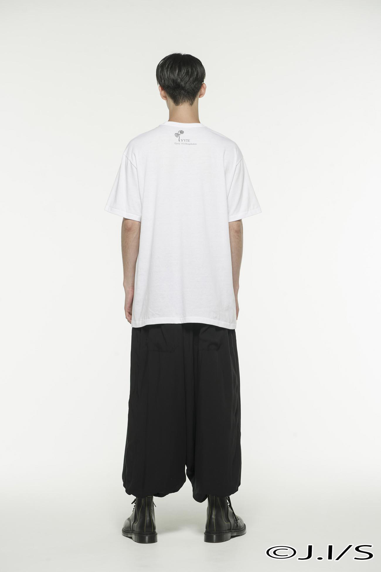 黑谷蓟 × Yohji Yamamoto T恤