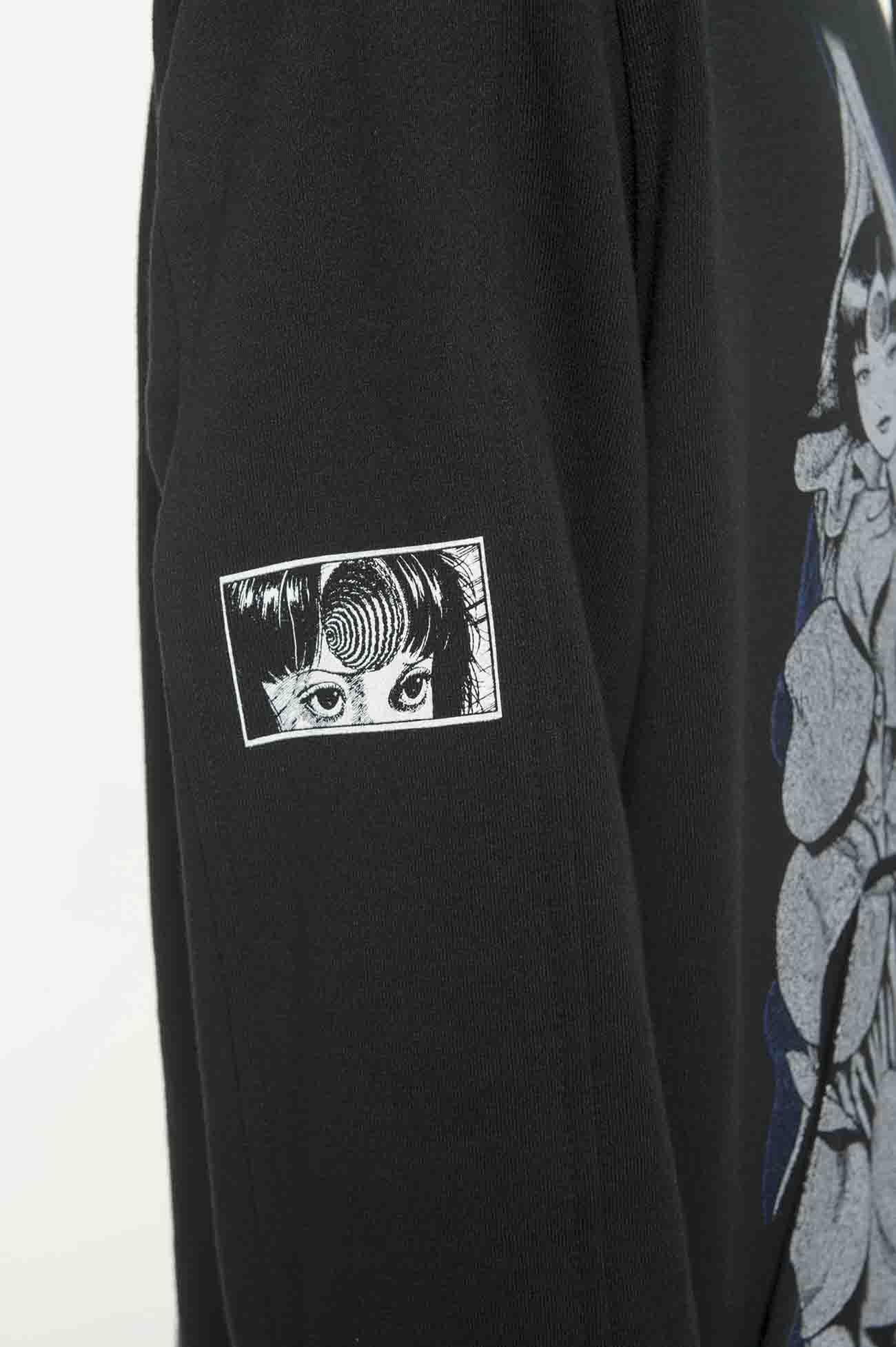 S'YTE × 山本耀司-五岛桐绘 in Yohji Yamamoto 帽衫