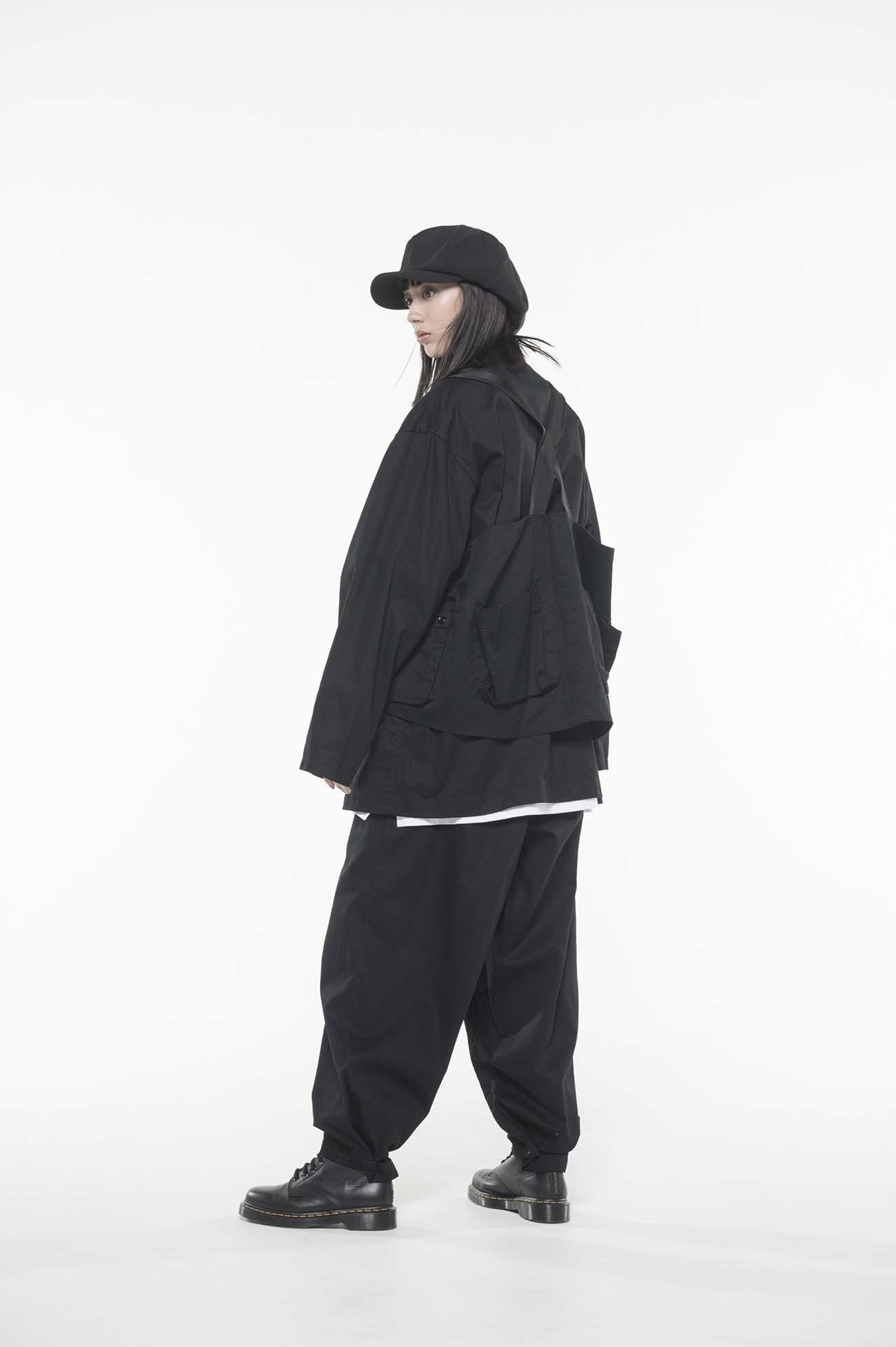 20/Cotton Twill Bag Vest