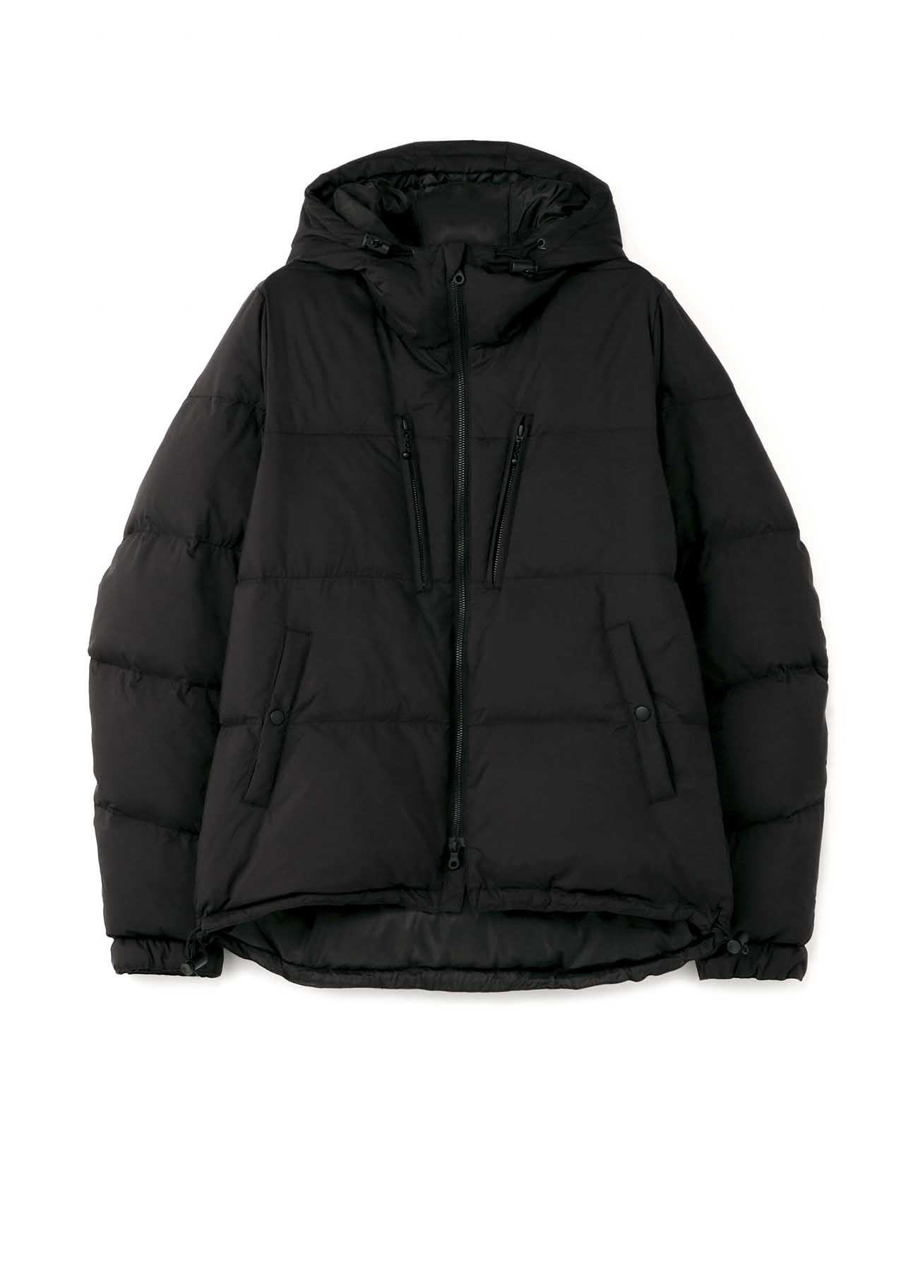 Pe Taffeta Hooded Down Jacket