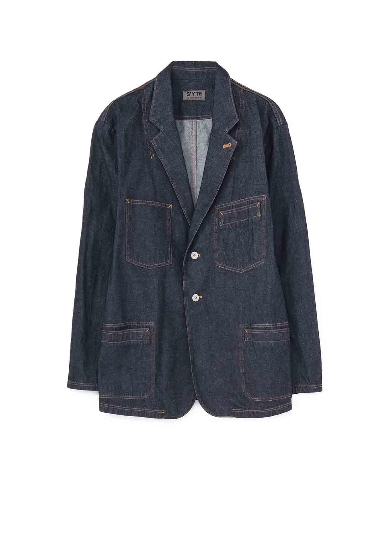 10oz Denim 2BS Tailored Jacket