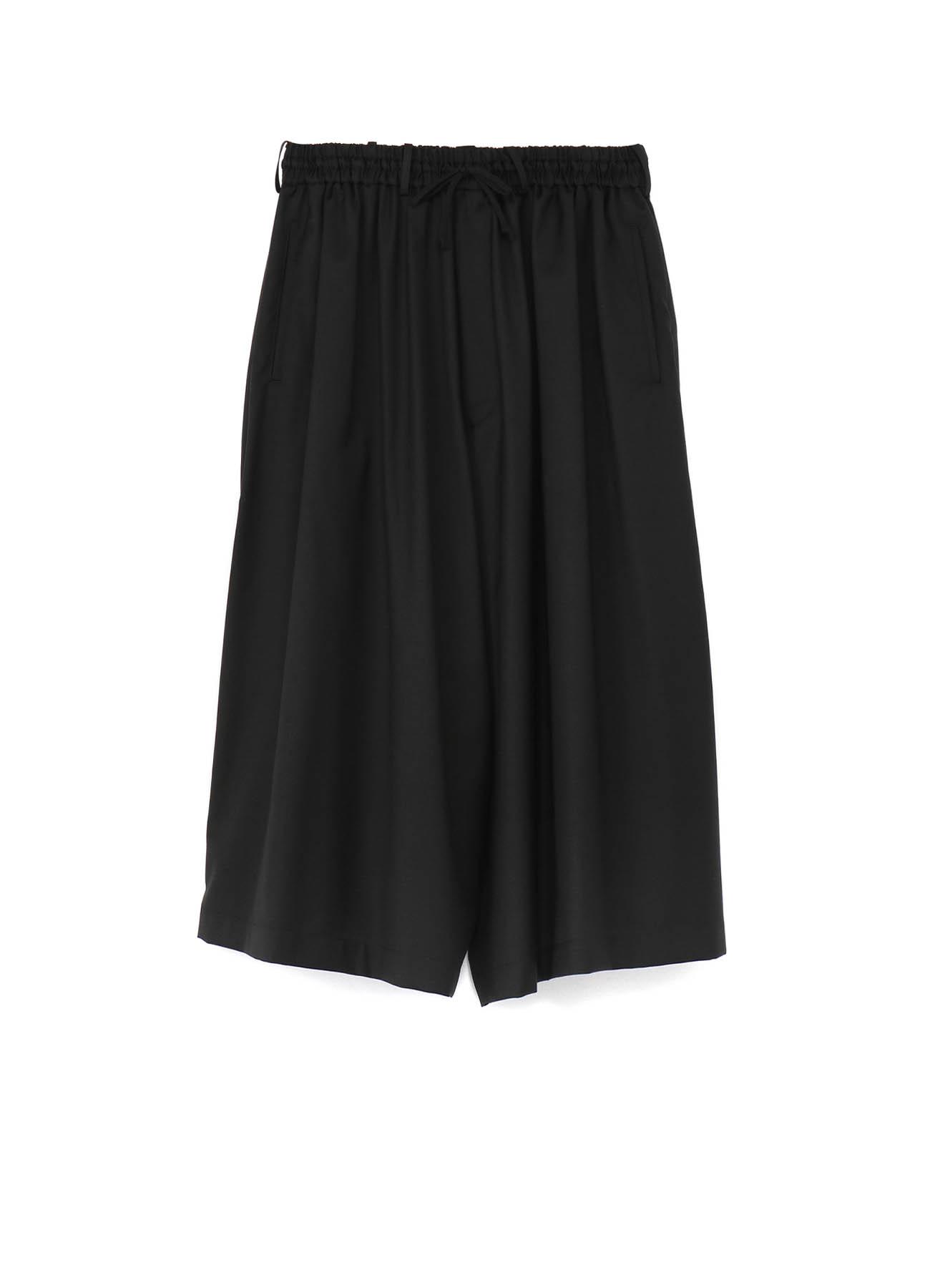 T/W Gabardine Culotte Pants