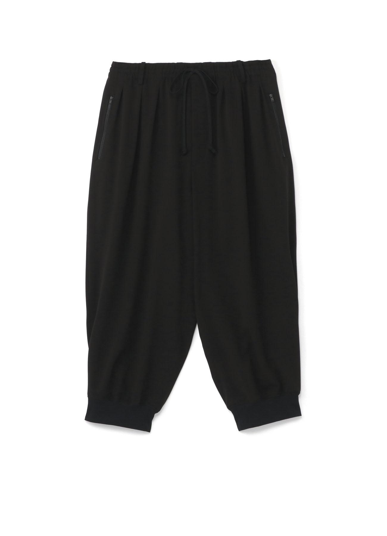 Pe/Rayon Gabardine Stretch Three Tack Rib Pants