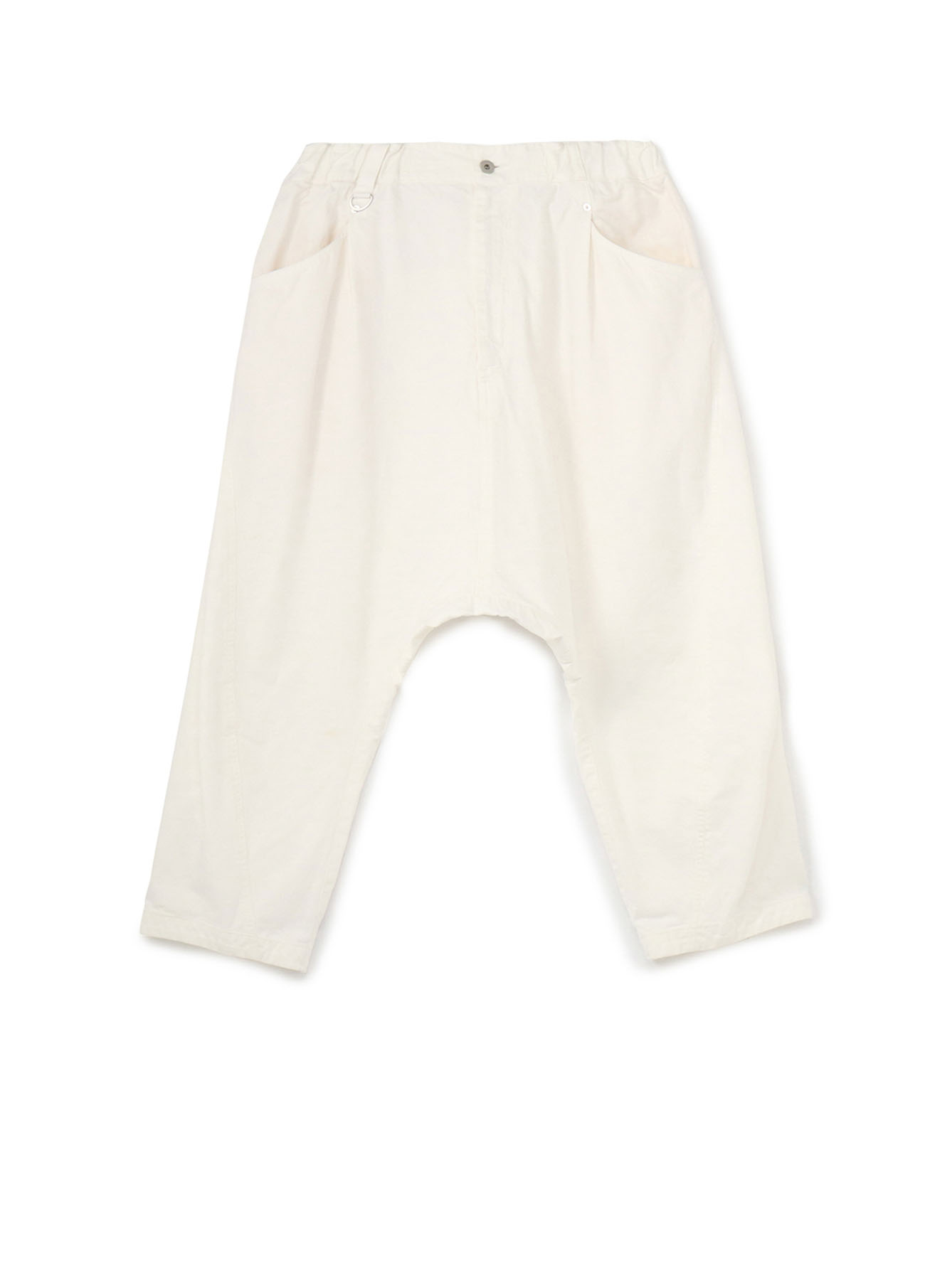 10oz Denim Slim Sarouel Pants