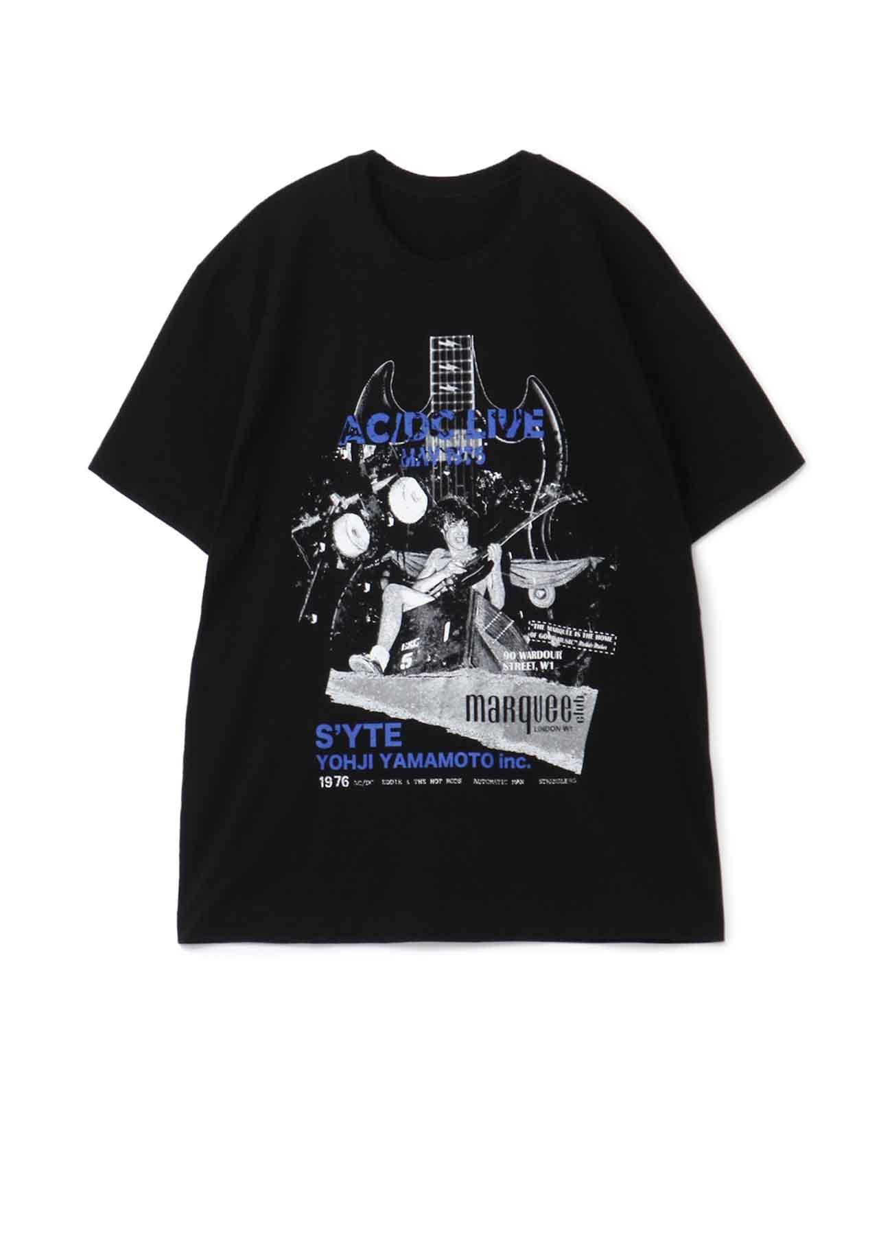 S'YTE × marquee club(R)1976 SG T-shirt