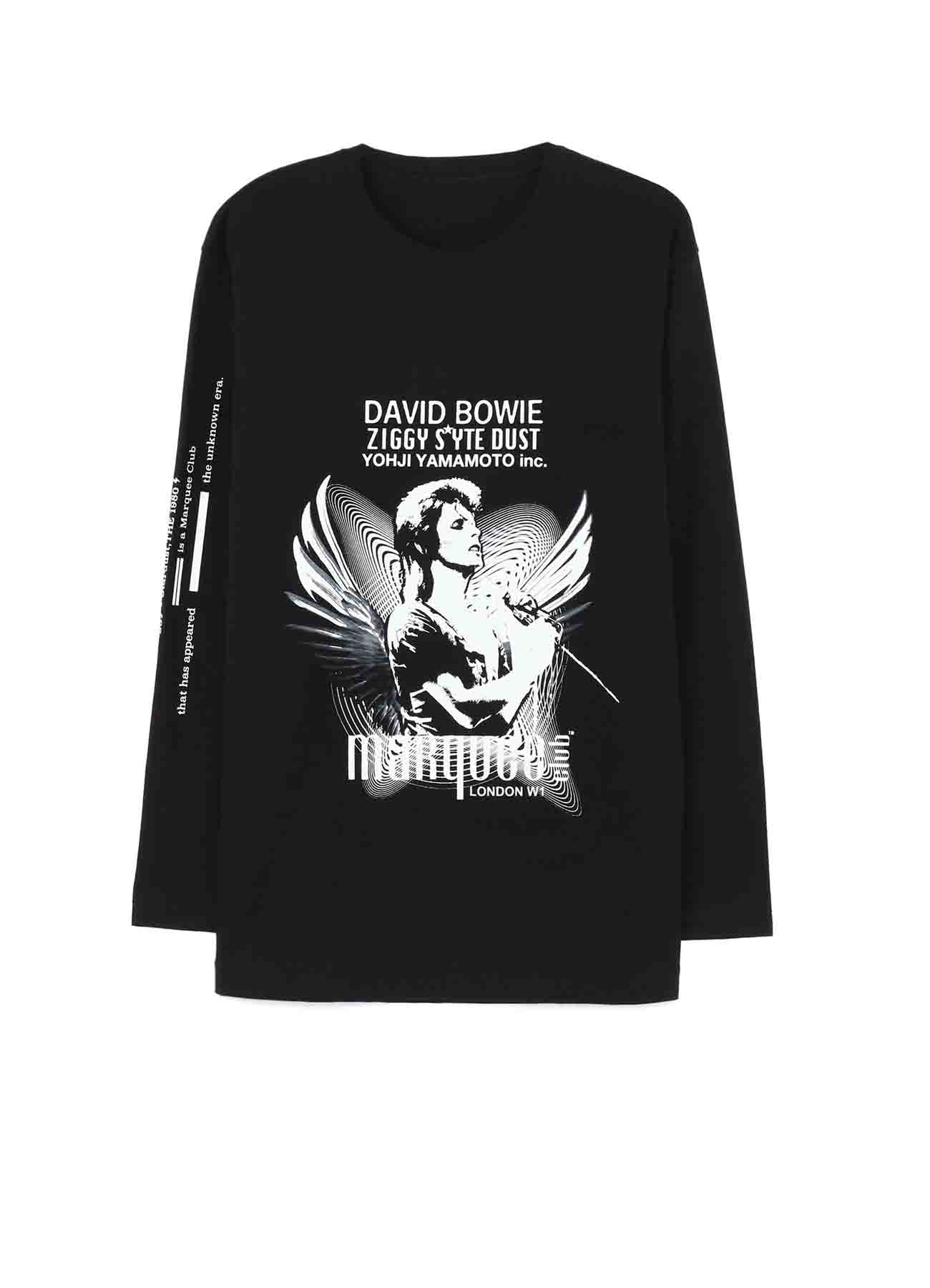 S'YTE × marquee club(R) ZIGGY S'YTE DUST Of Angel Long Sleeve T-shirt