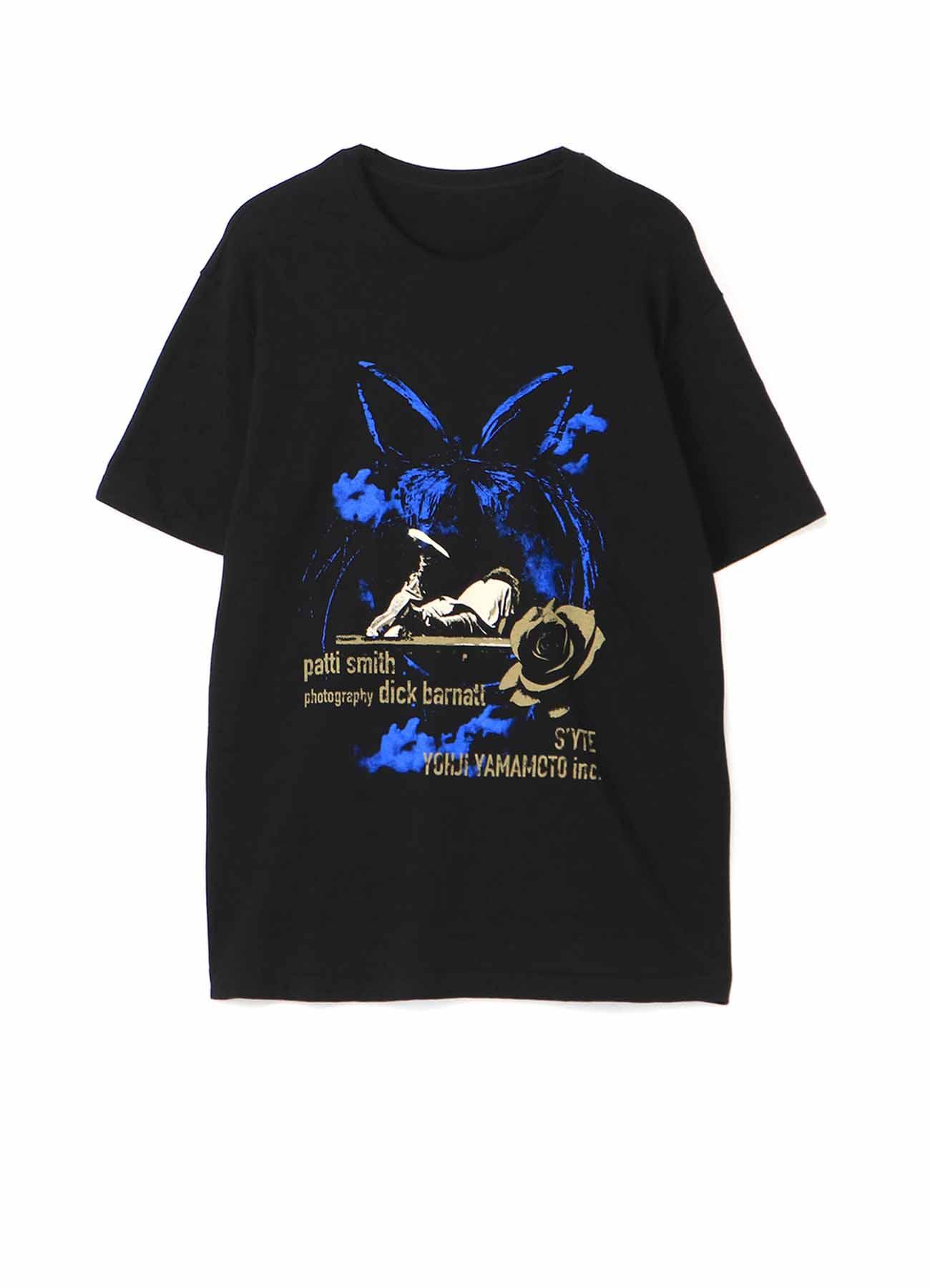 S'YTE × Dick Barnatt / Patti Smith T-shirt