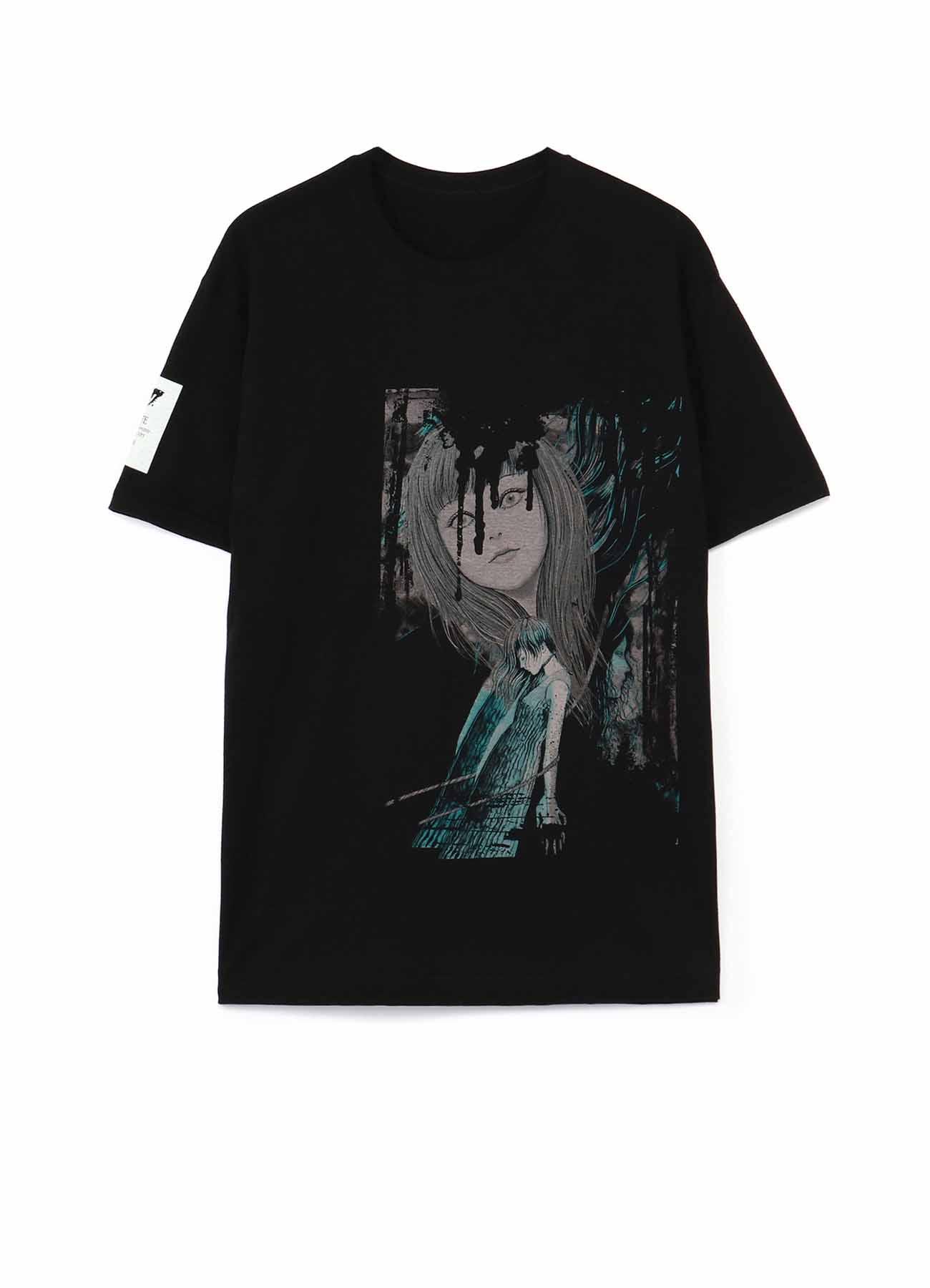 Junji ITO Twisted Visions/Tomie Hanging Blimp T-shirt