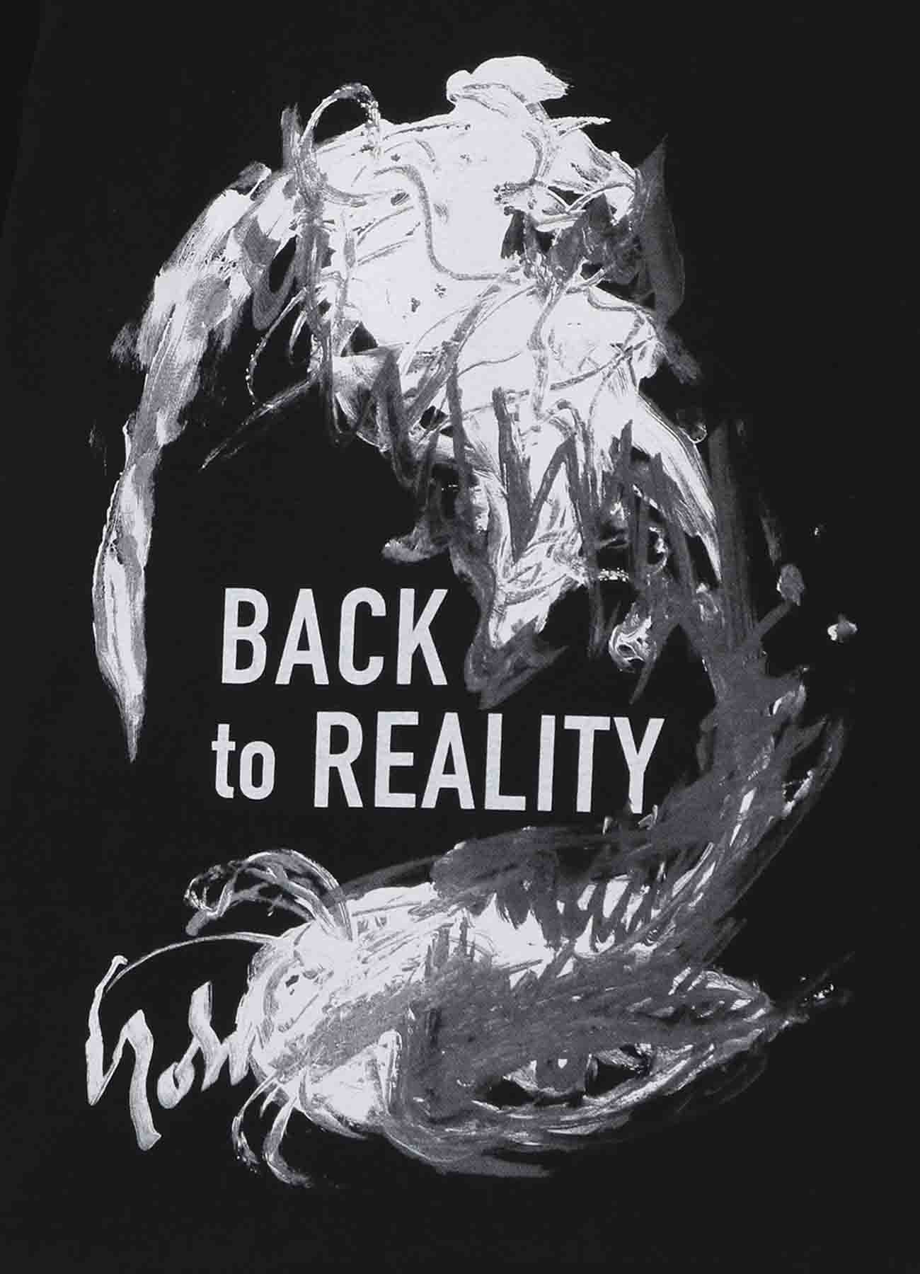 S'YTE 10TH BACK TO REALITY  YY T-SHIRT
