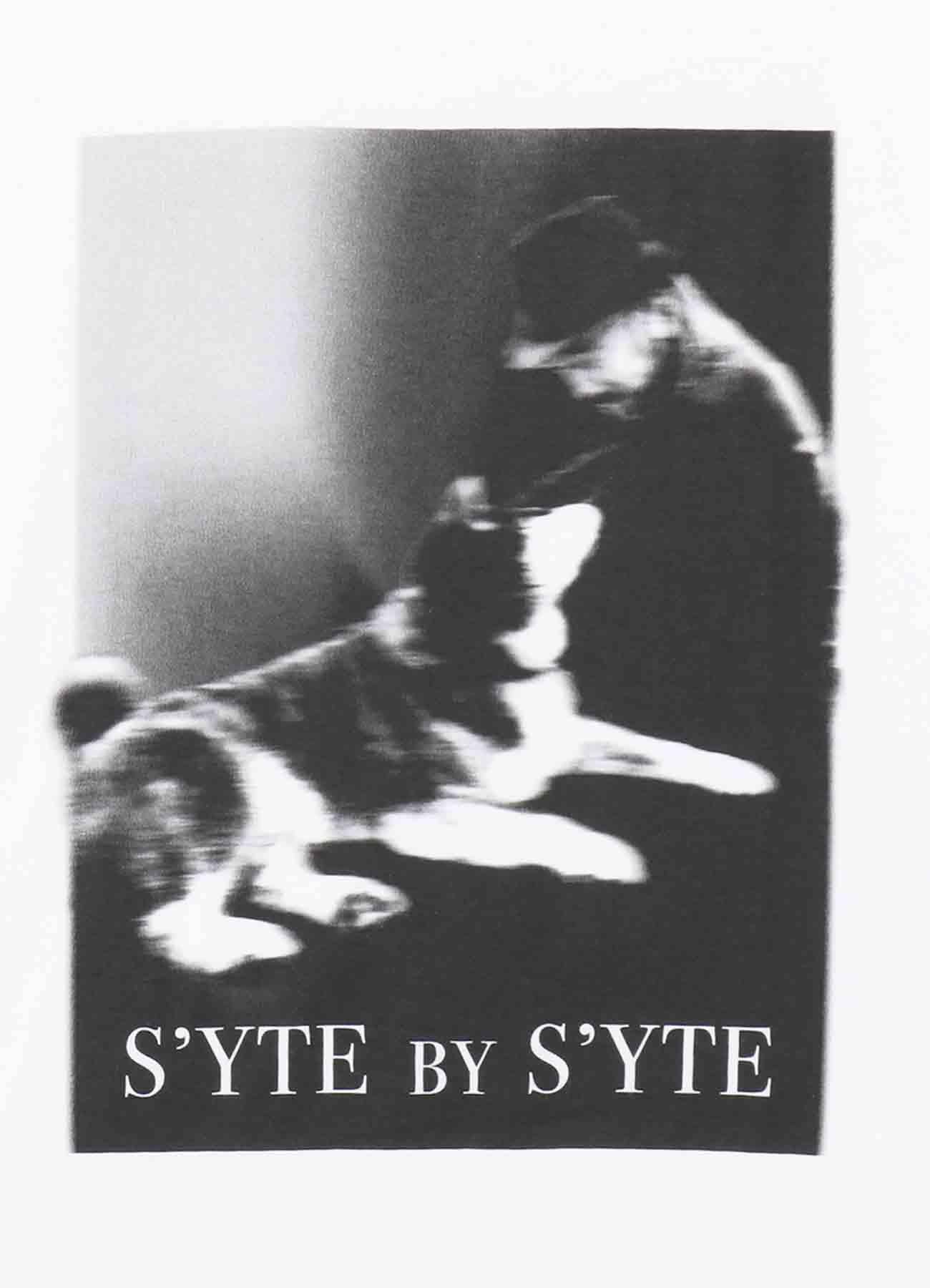 S'YTE 10TH「S'YTE BY S'YTE」STARE AT EACH OTHER YY T-SHIRT