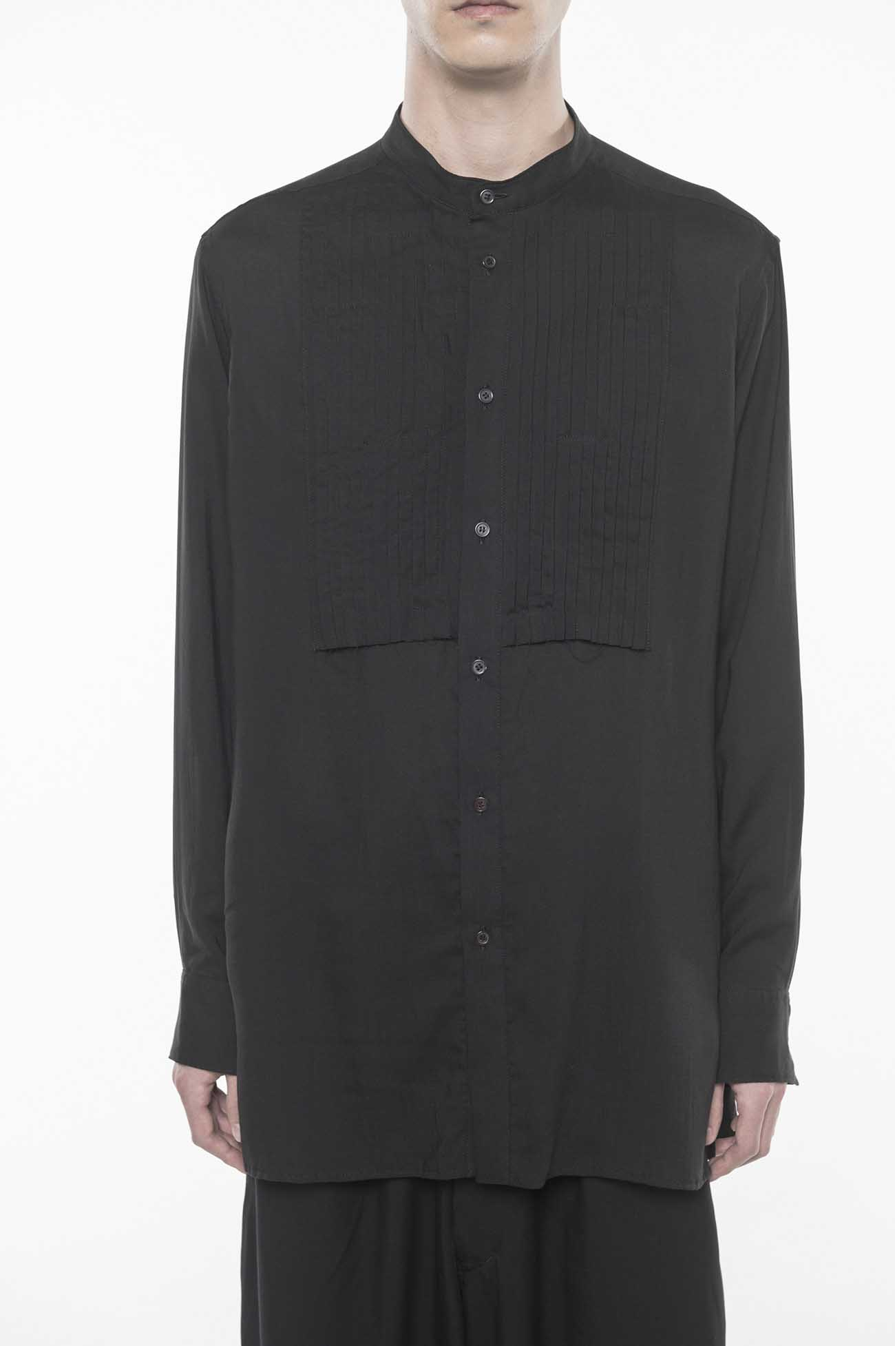 Tencel/Loan Pin Tack Shirt