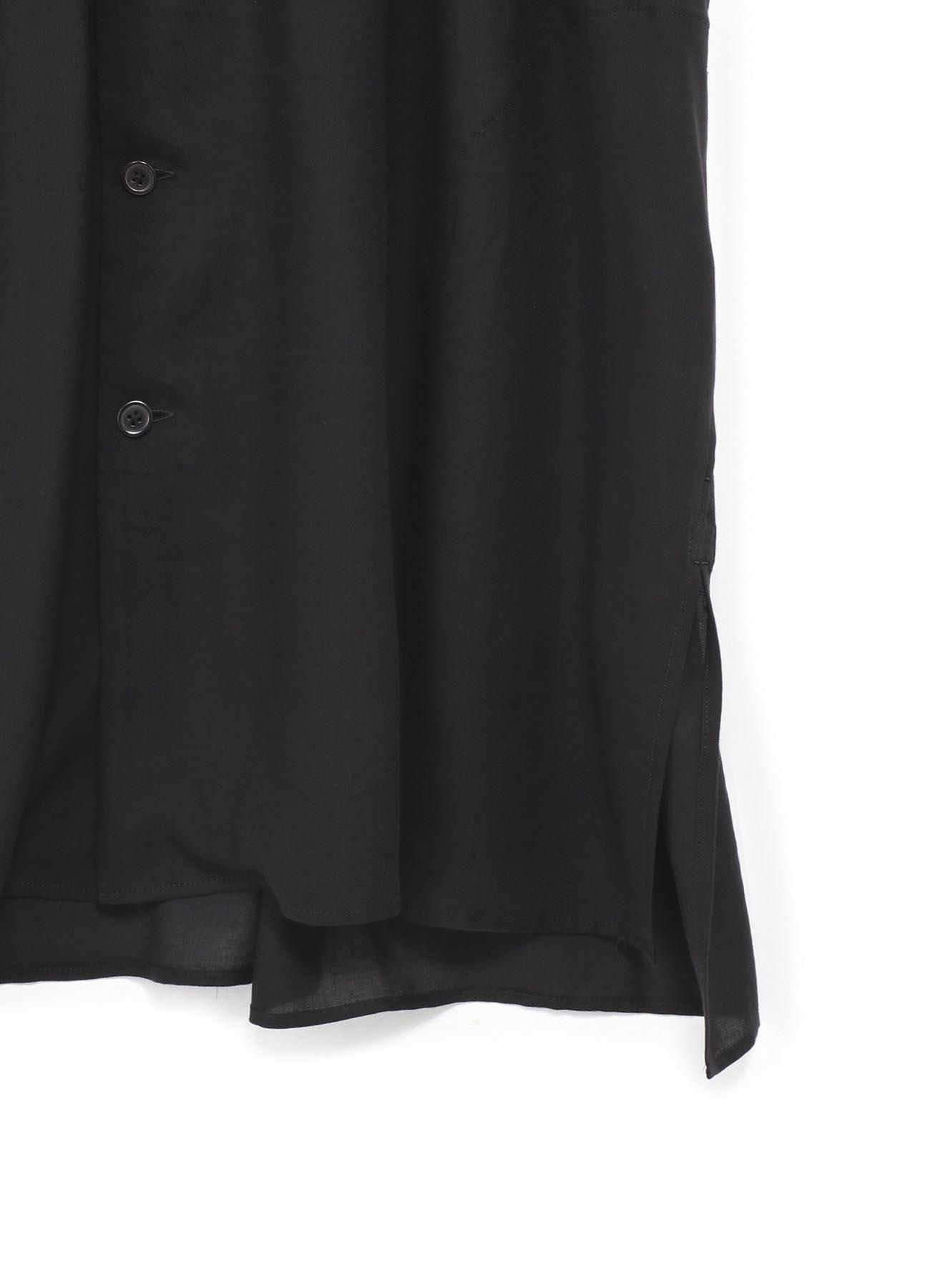 Tencel Viyella Short Sleeve York Gather Shirt