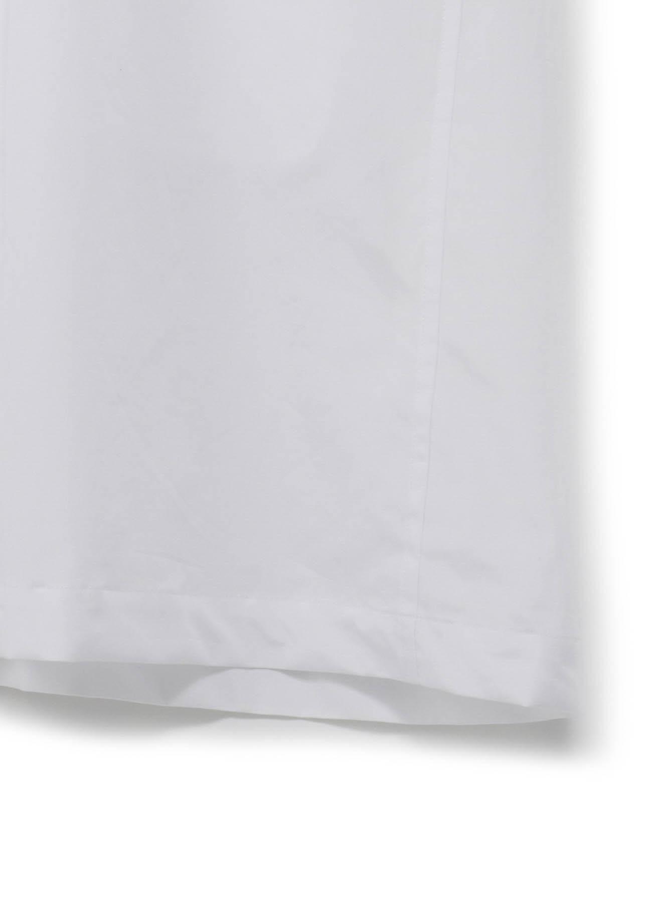 立领基本款长衬衫