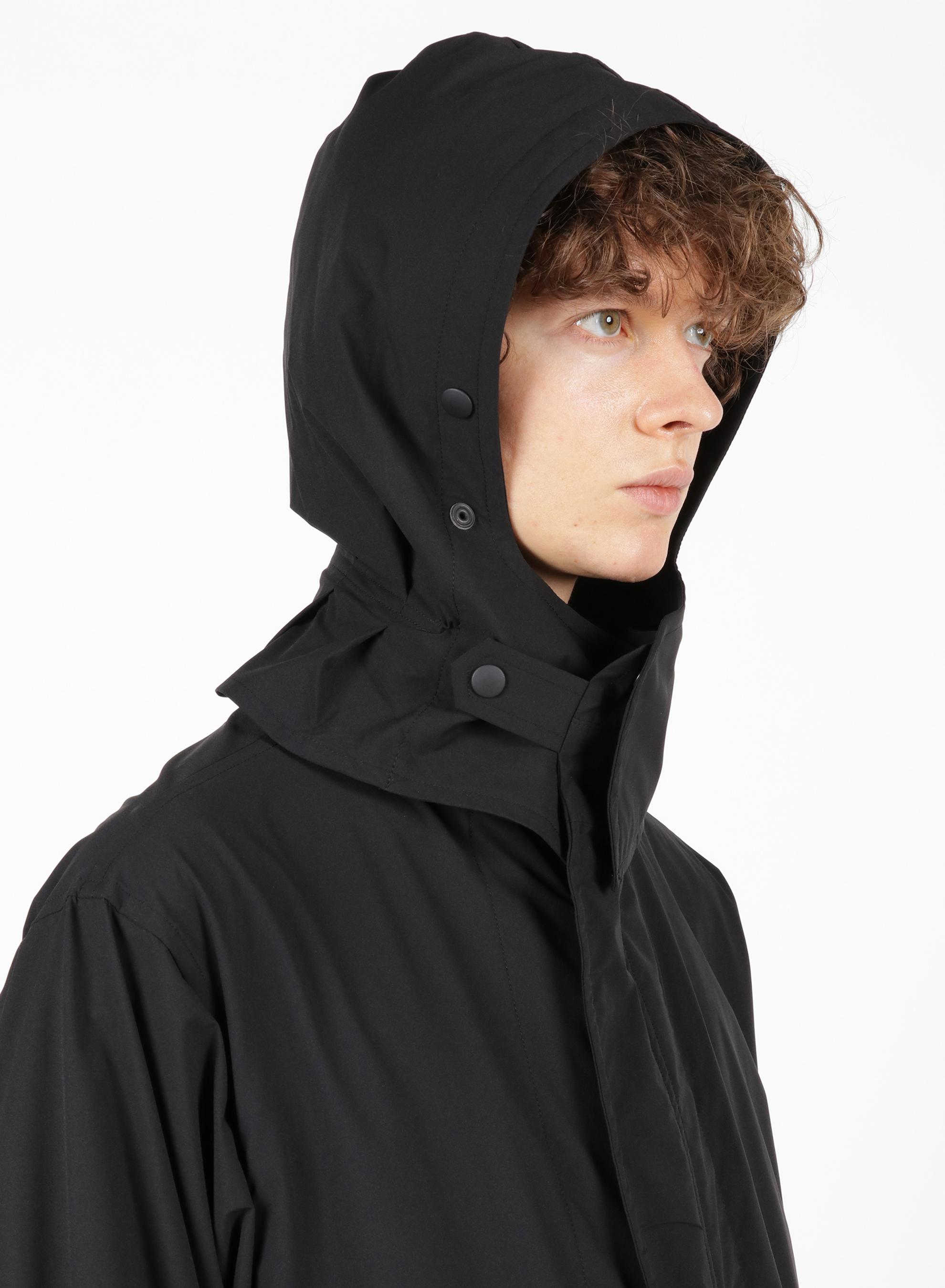 Solotex Packable Traveler Detachable Mods Coat