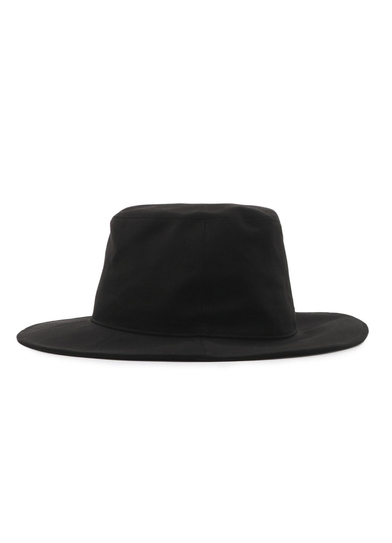 Pe/Rayon Gabardine Stretch Long Brim Hat