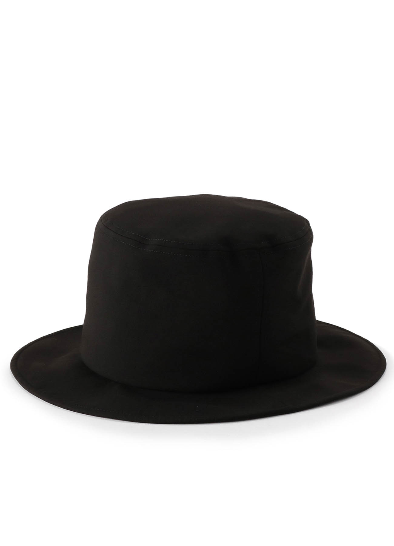 Pe/Rayon Gabardine Stretch Flat Top Circular Hat