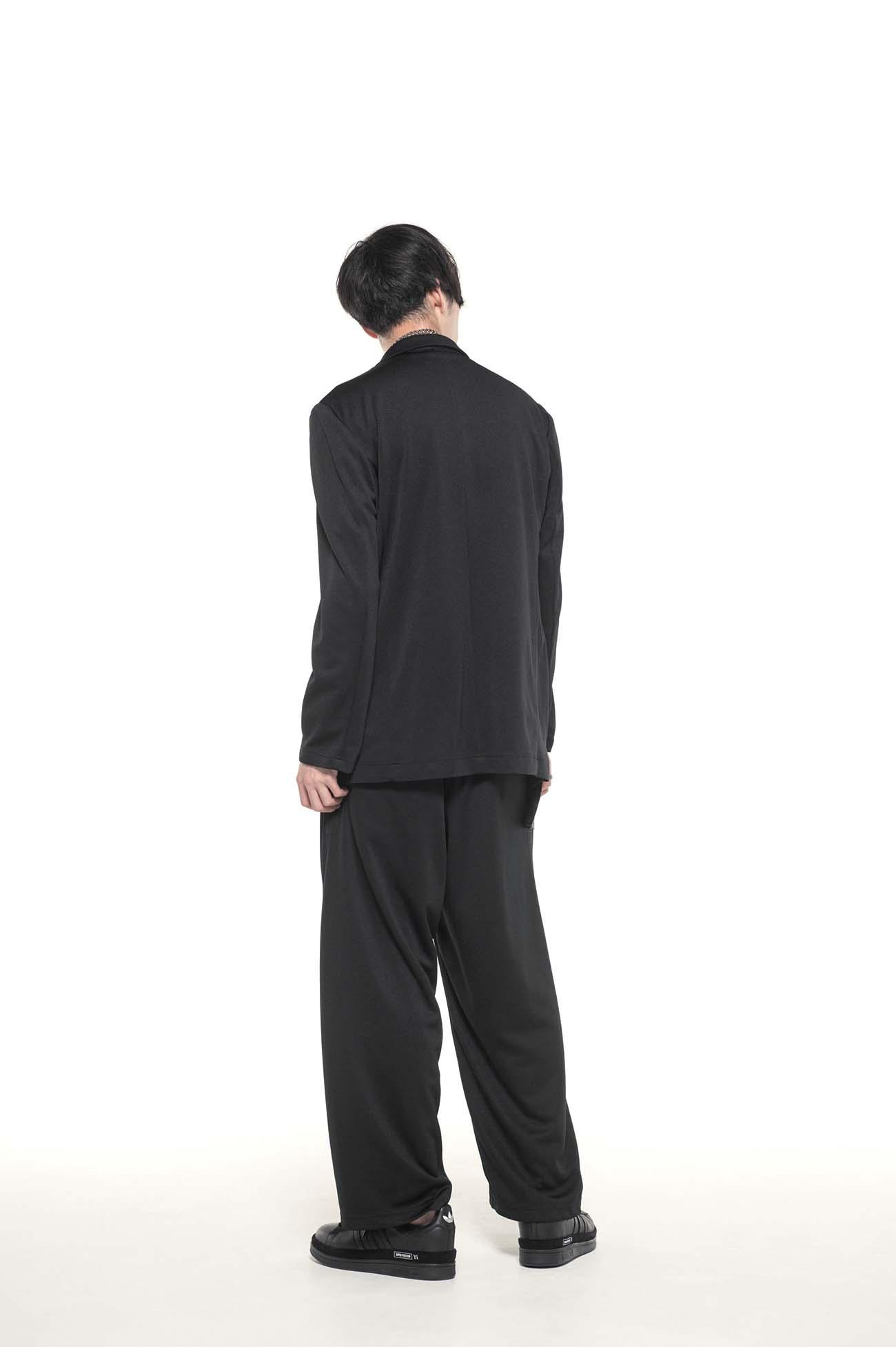 Pe/Smooth Jersey 2B Semi Double Jacket