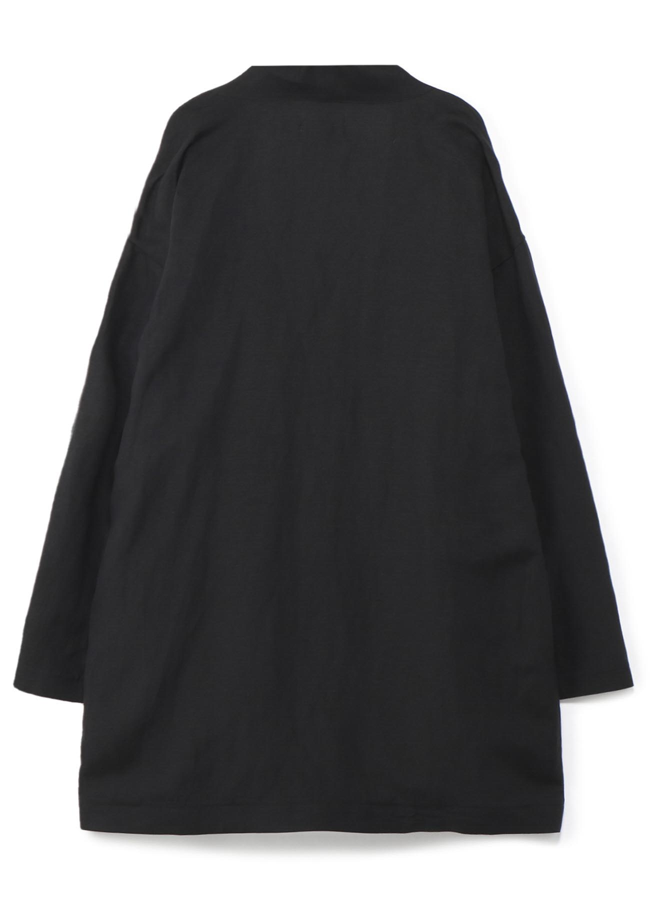 Rayon/Linen Bio Washer Kimono Haori Jacket