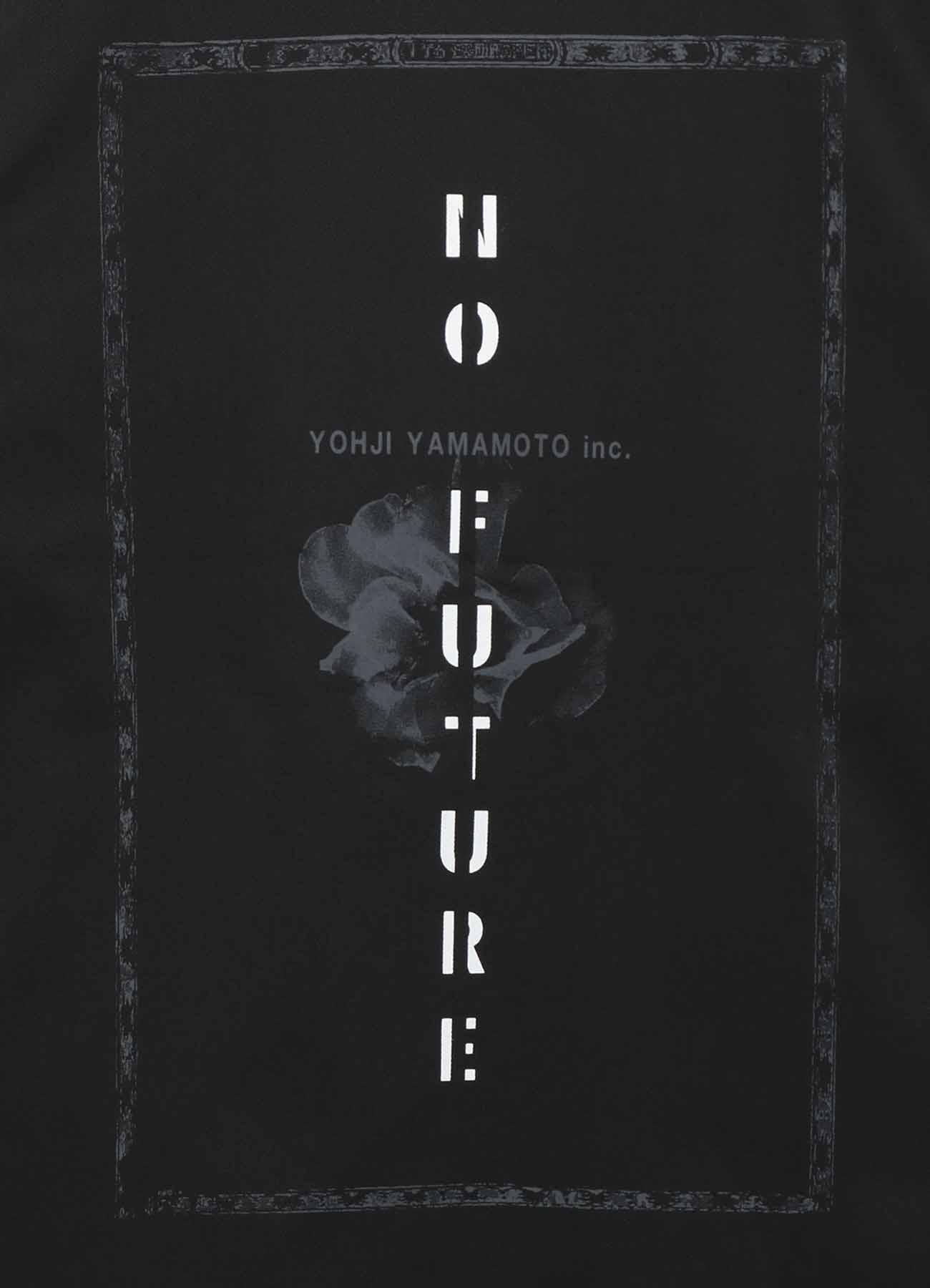 T/C Twill「NO FUTURE」4B Shop Coat