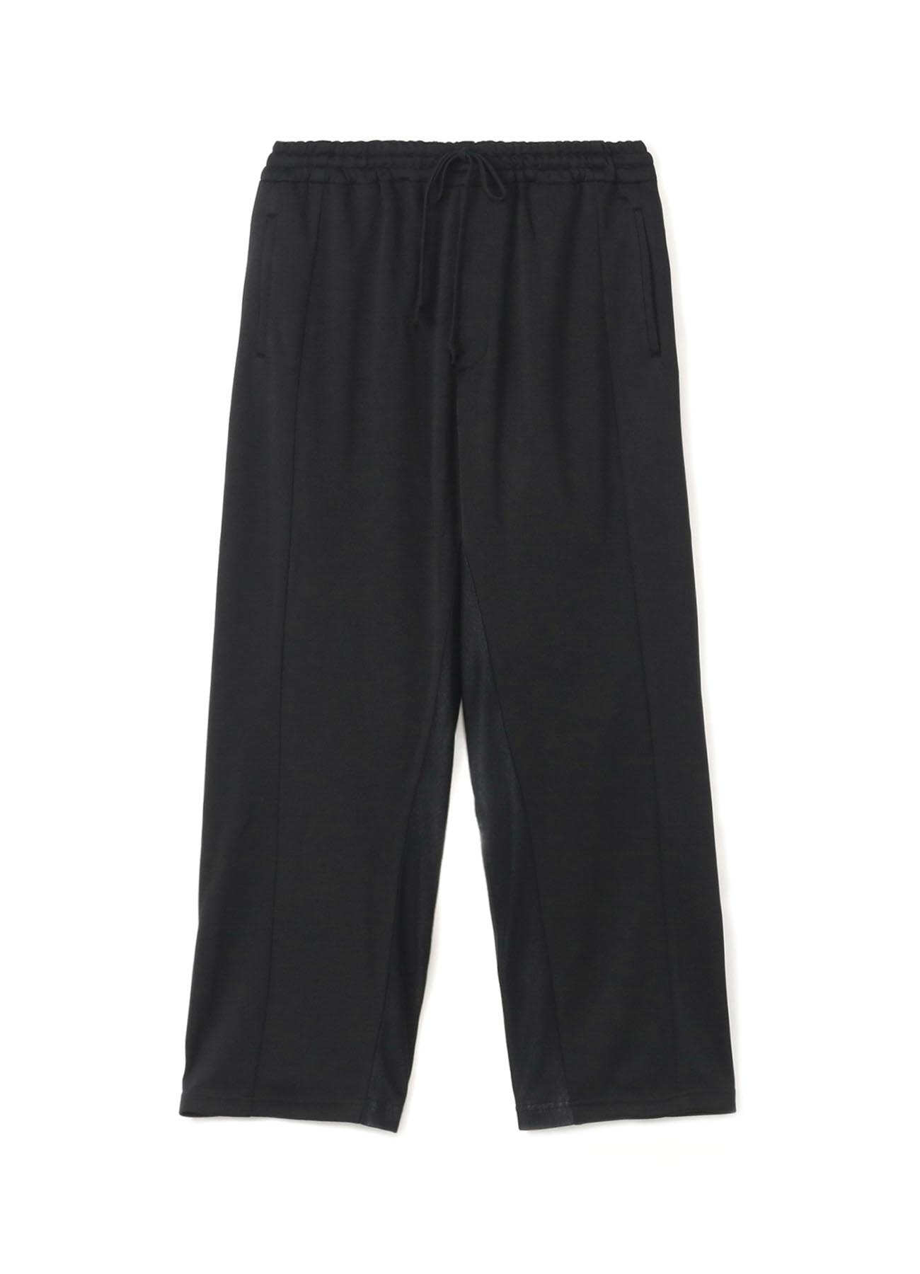Pe/Smooth Jersey Layered Inside Tulle Track Pants