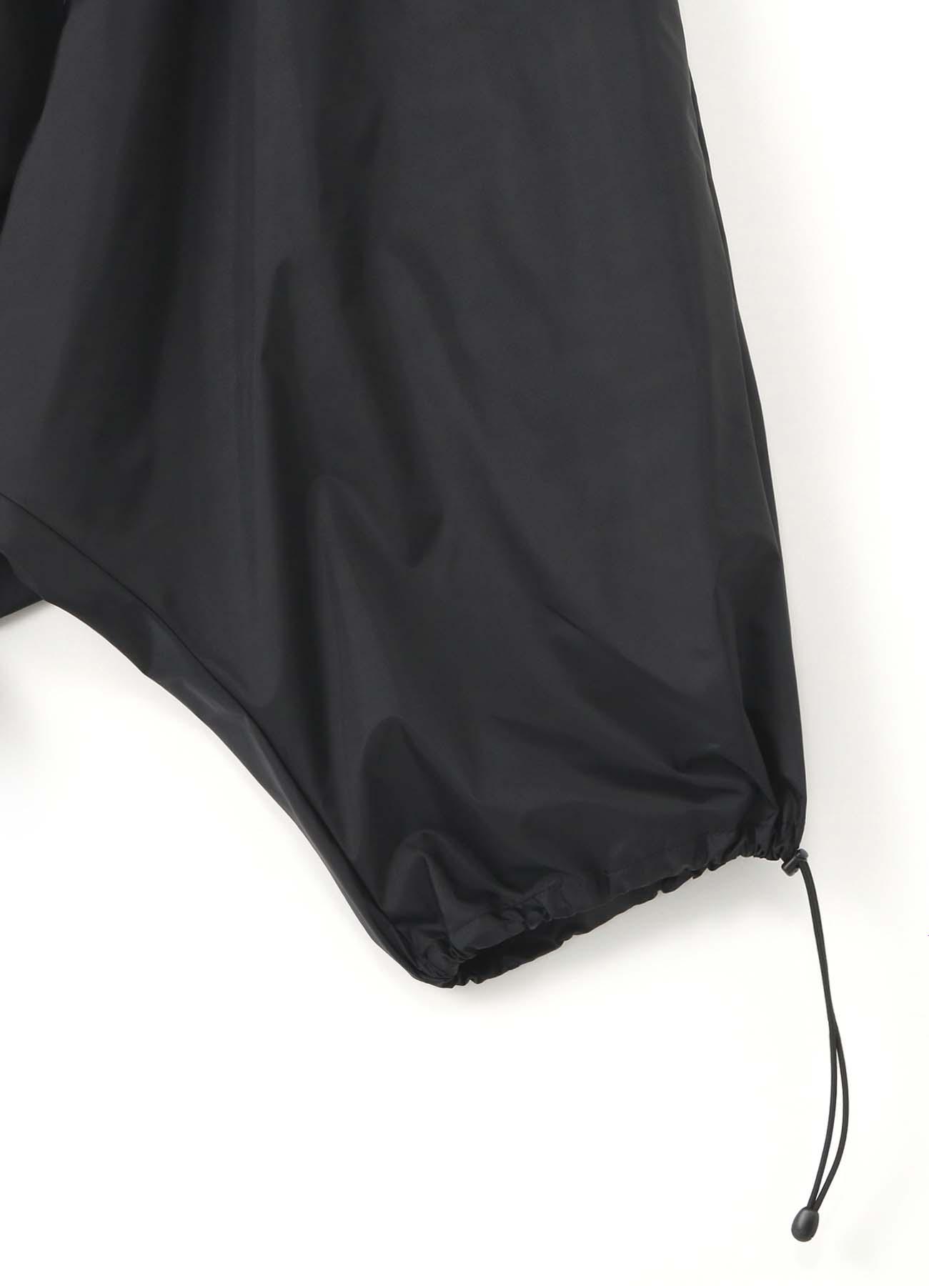 Nylon Taffeta Mesh Balloon Saruel Pants