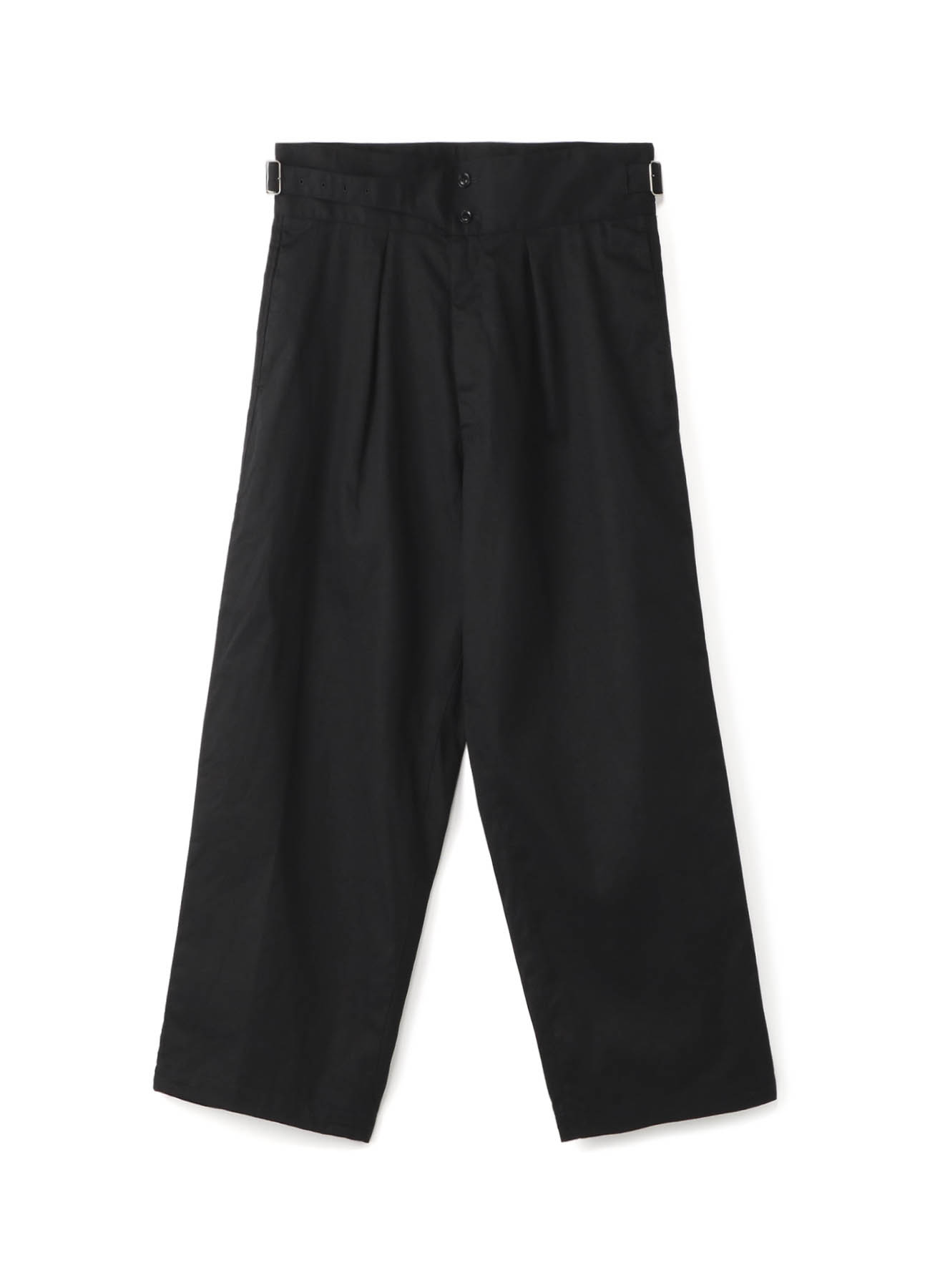 20/Cotton Twill Washer Gurkha Pants
